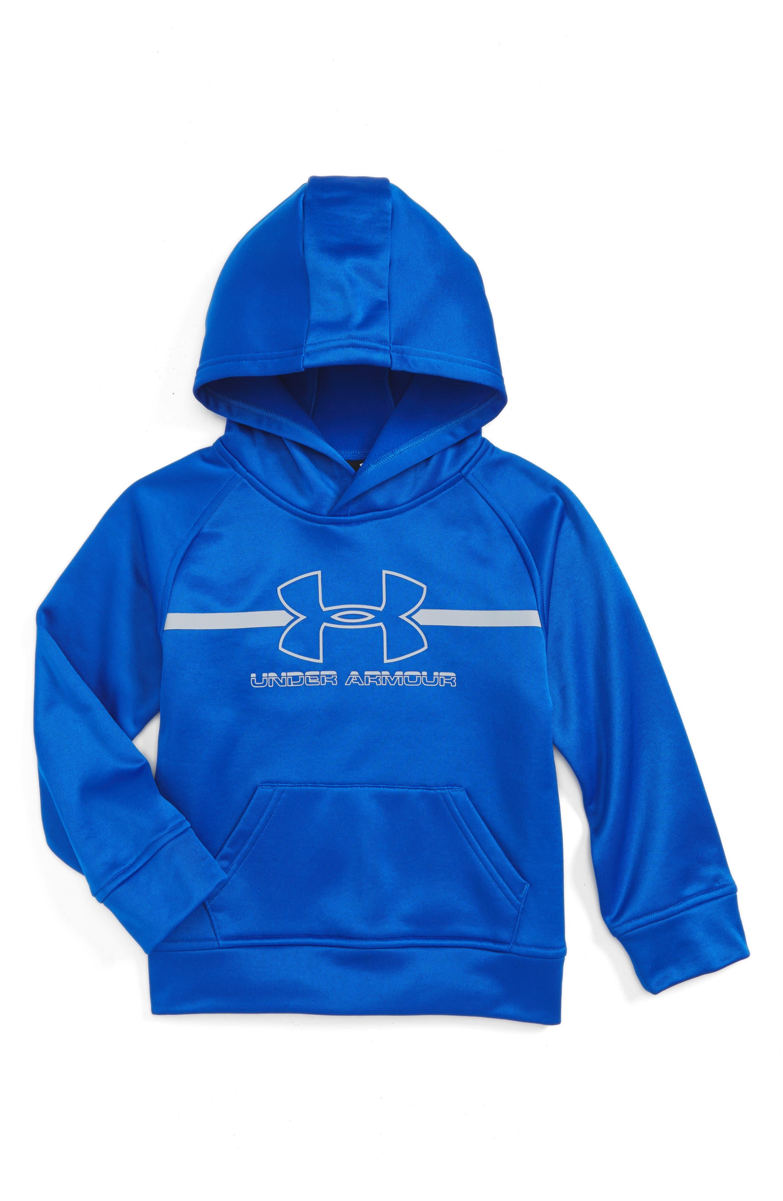 Under Armour Logo Hoodie (Toddler Boys & Little Boys)