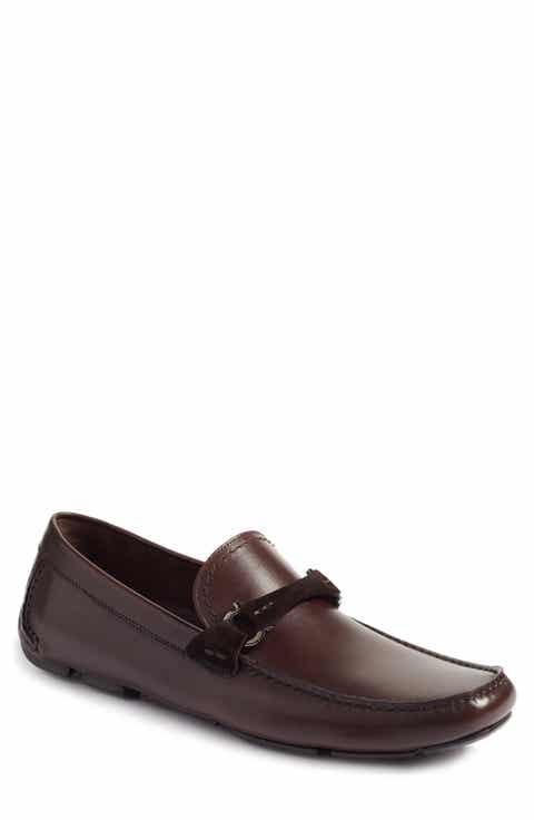 Salvatore Ferragamo 'Granprix' Driving Shoe (Men)