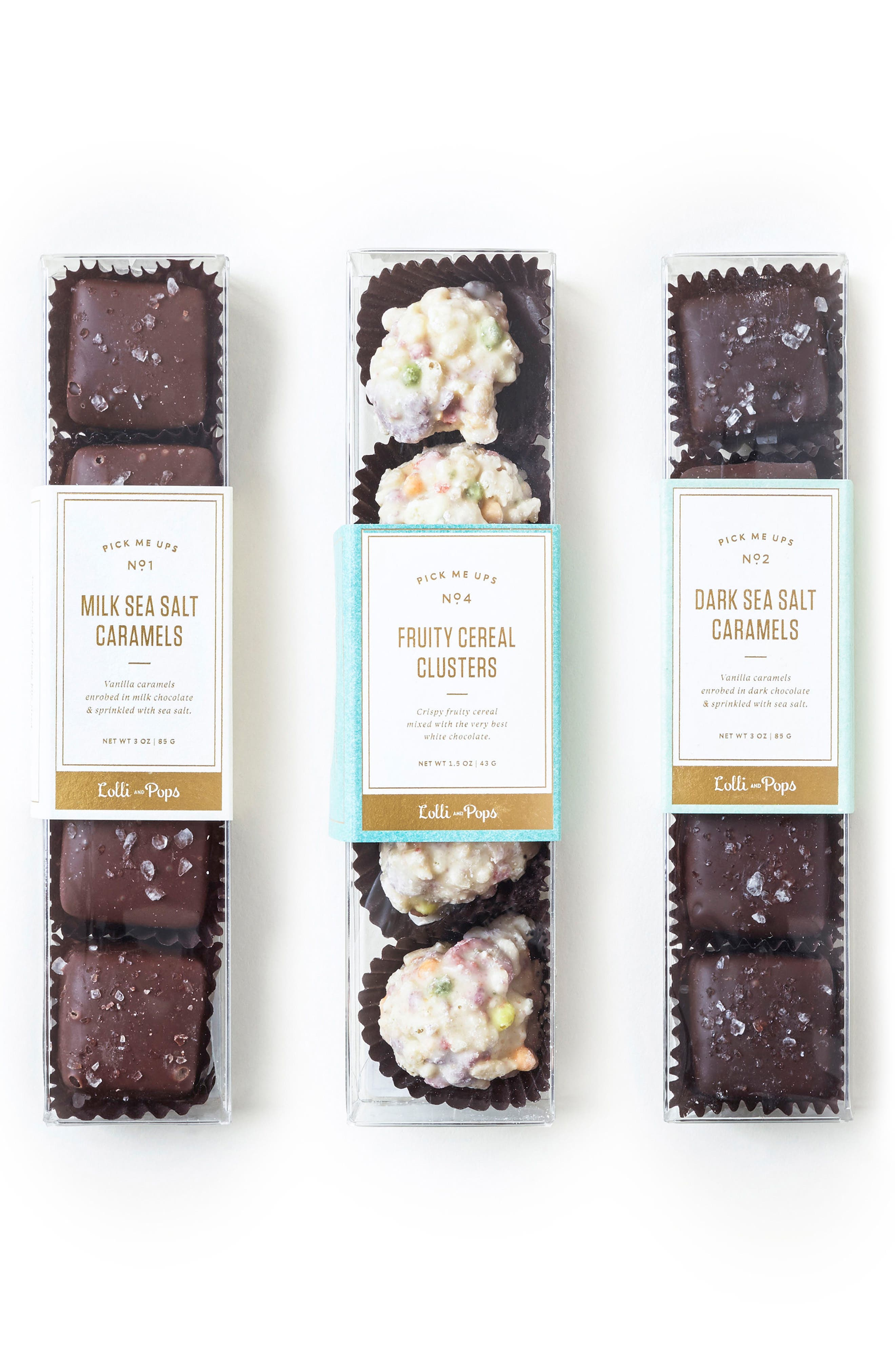 Lolli and Pops Pick Me Ups Chocolate Gift Set