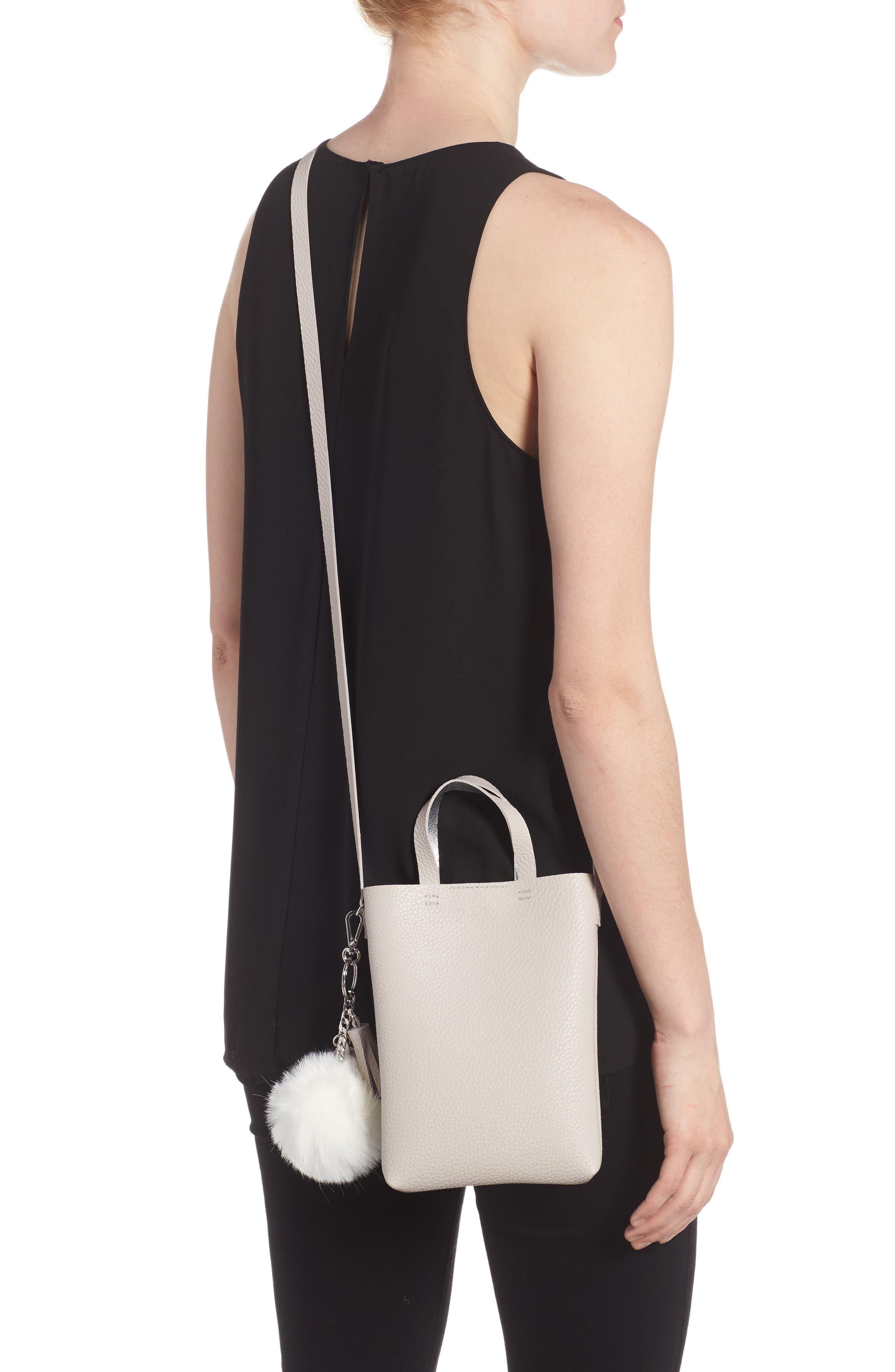 Alternate Image 2  - BP. Mini Pouch Faux Leather Phone Crossbody Bag