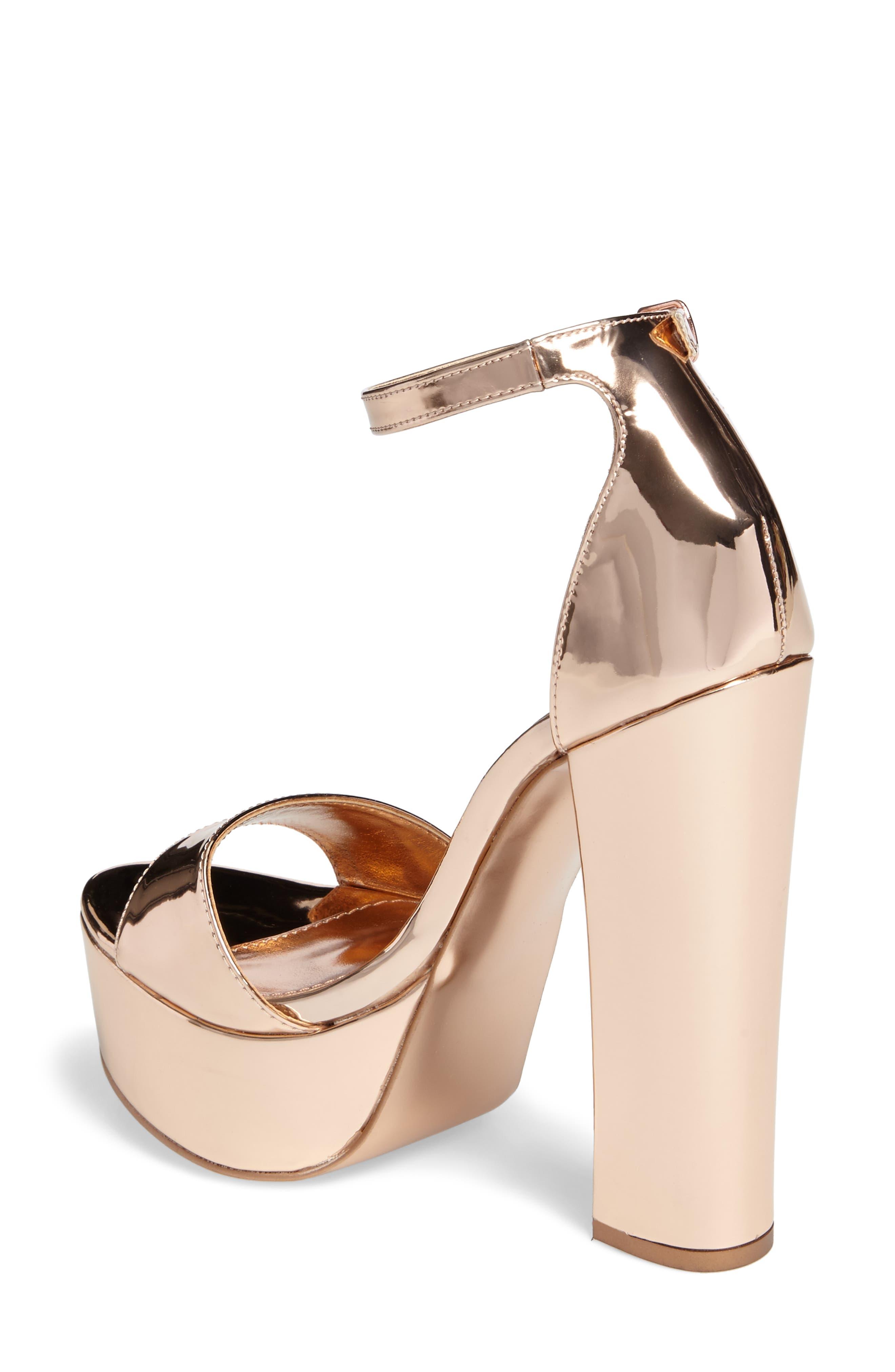 Alternate Image 2  - Steve Madden Gonzo Platform Sandal