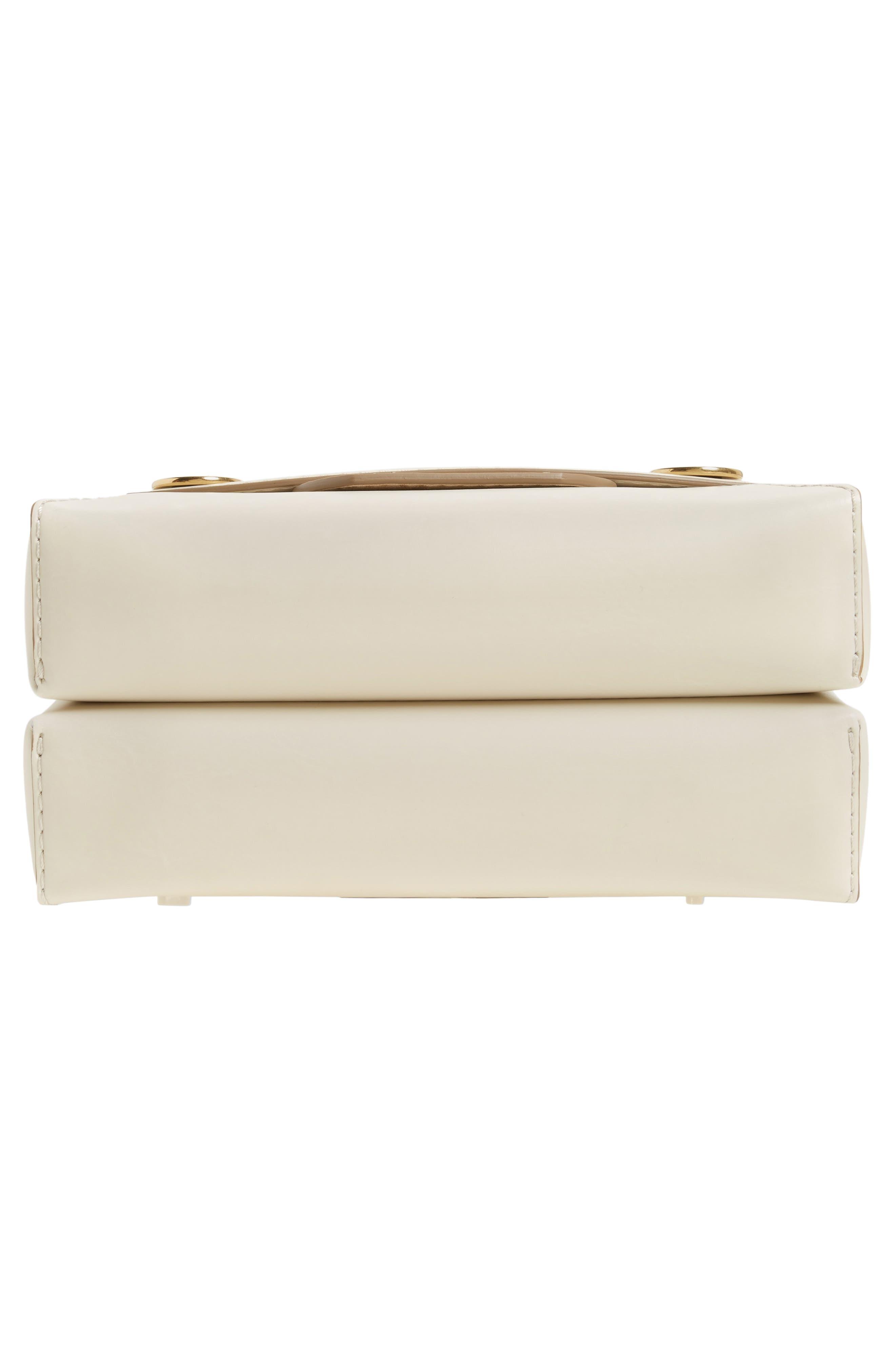 Alternate Image 6  - Stella McCartney Small Faux Leather Crossbody Bag