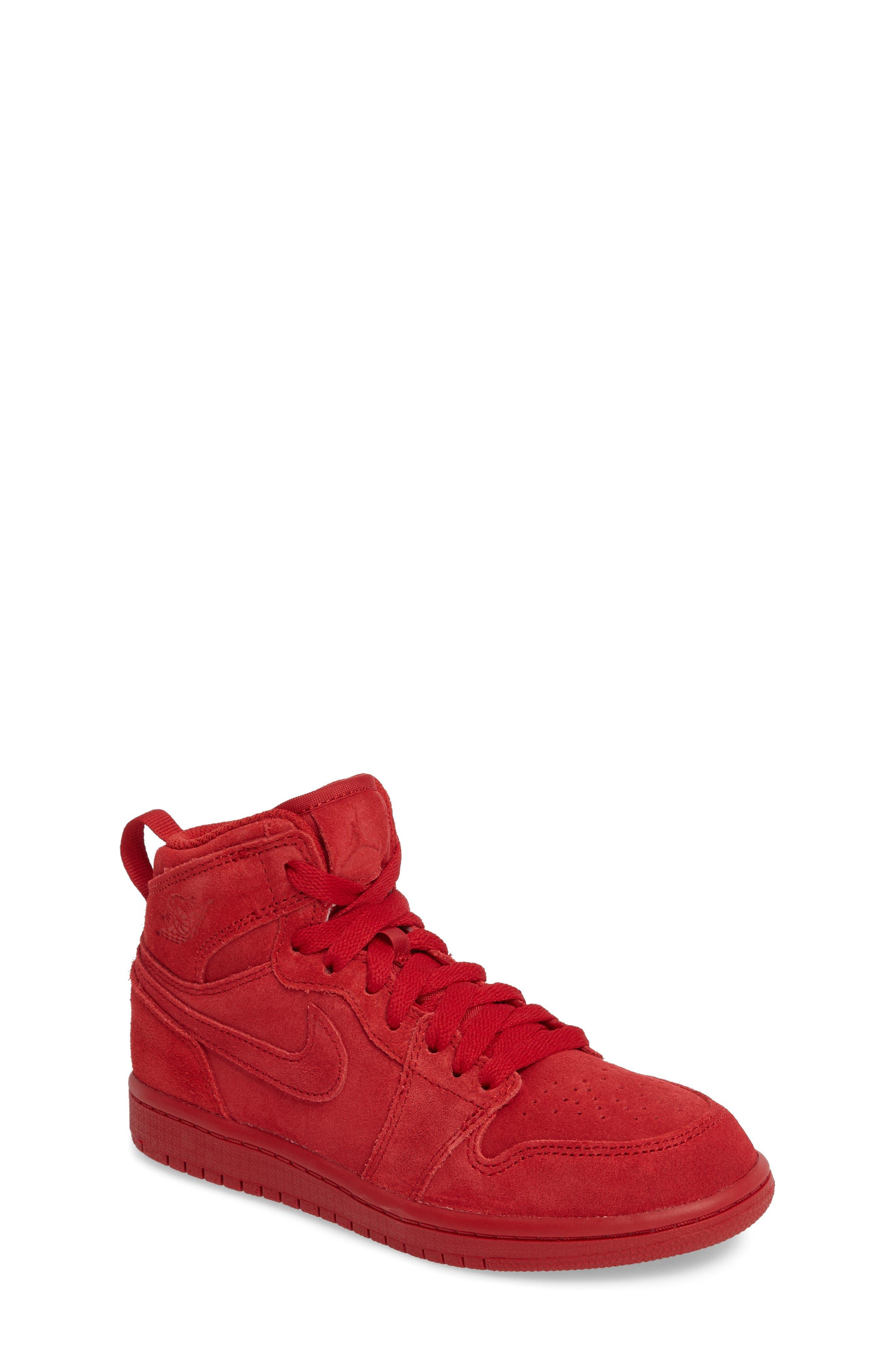 Nike 'Jordan 1 Retro High' Sneaker (Toddler & Little Kid)