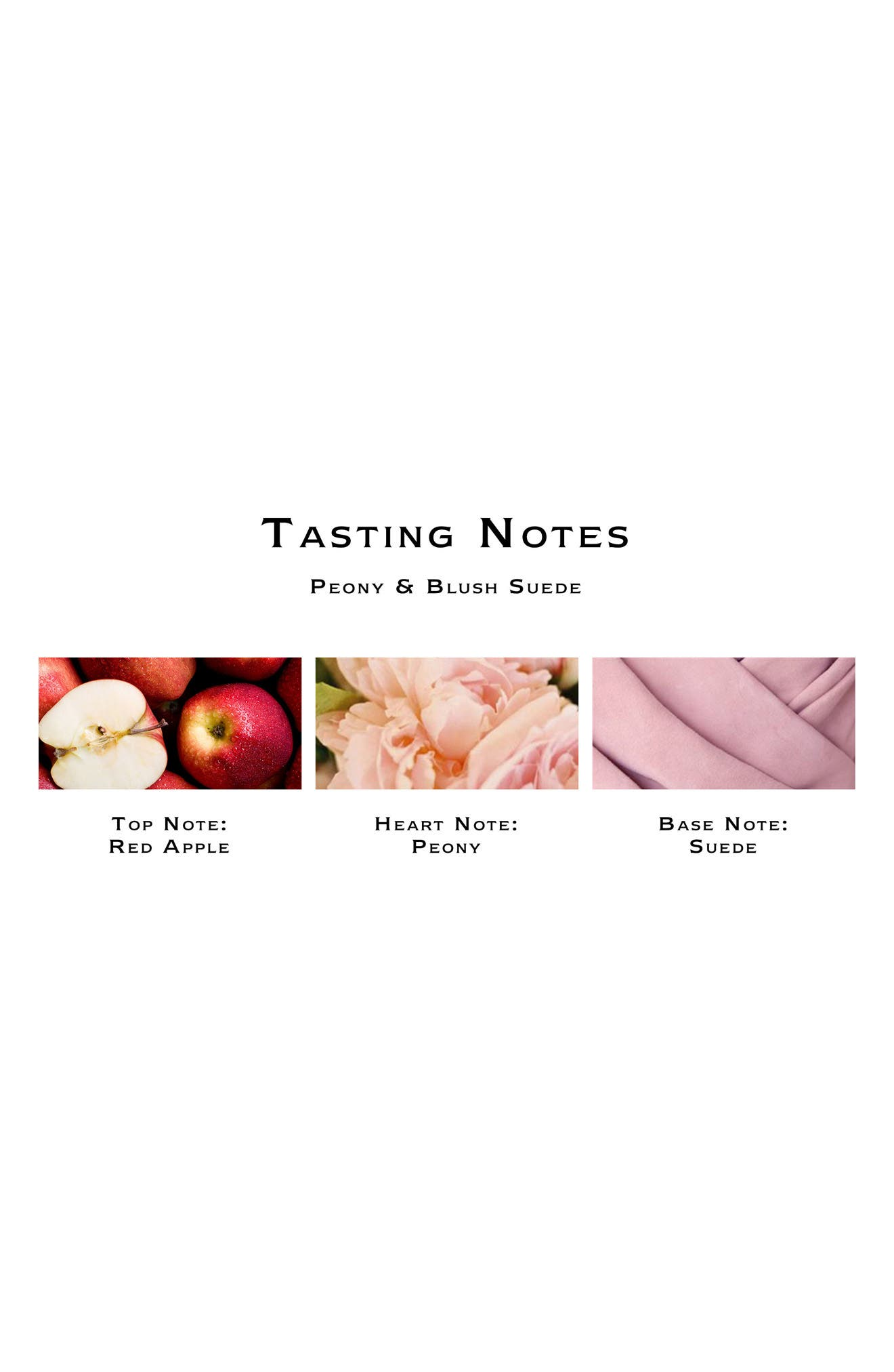 Alternate Image 2  - Jo Malone London™ Peony & Blush Suede Scented Candle