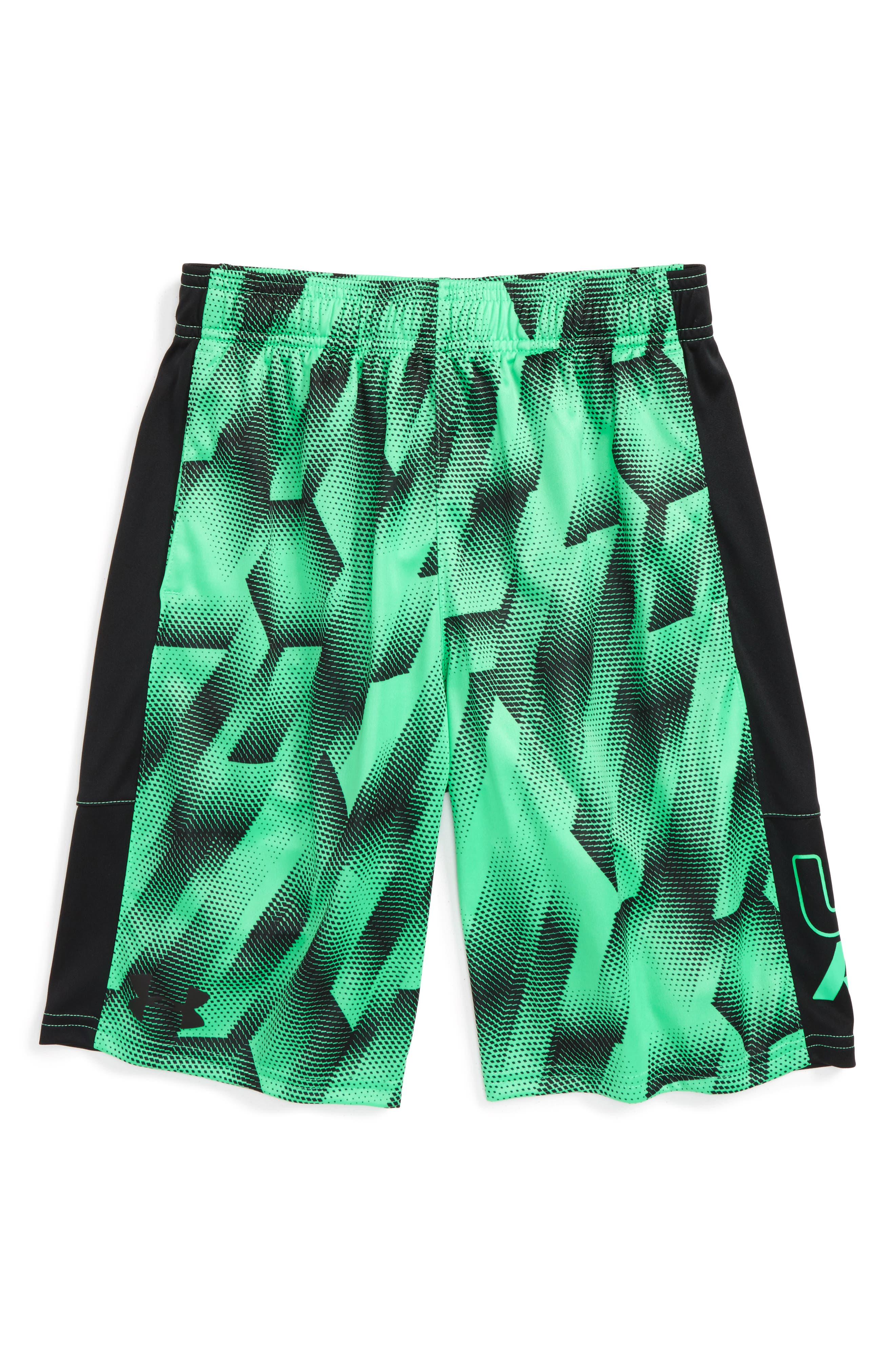 UNDER ARMOUR Stunt HeatGear® Shorts