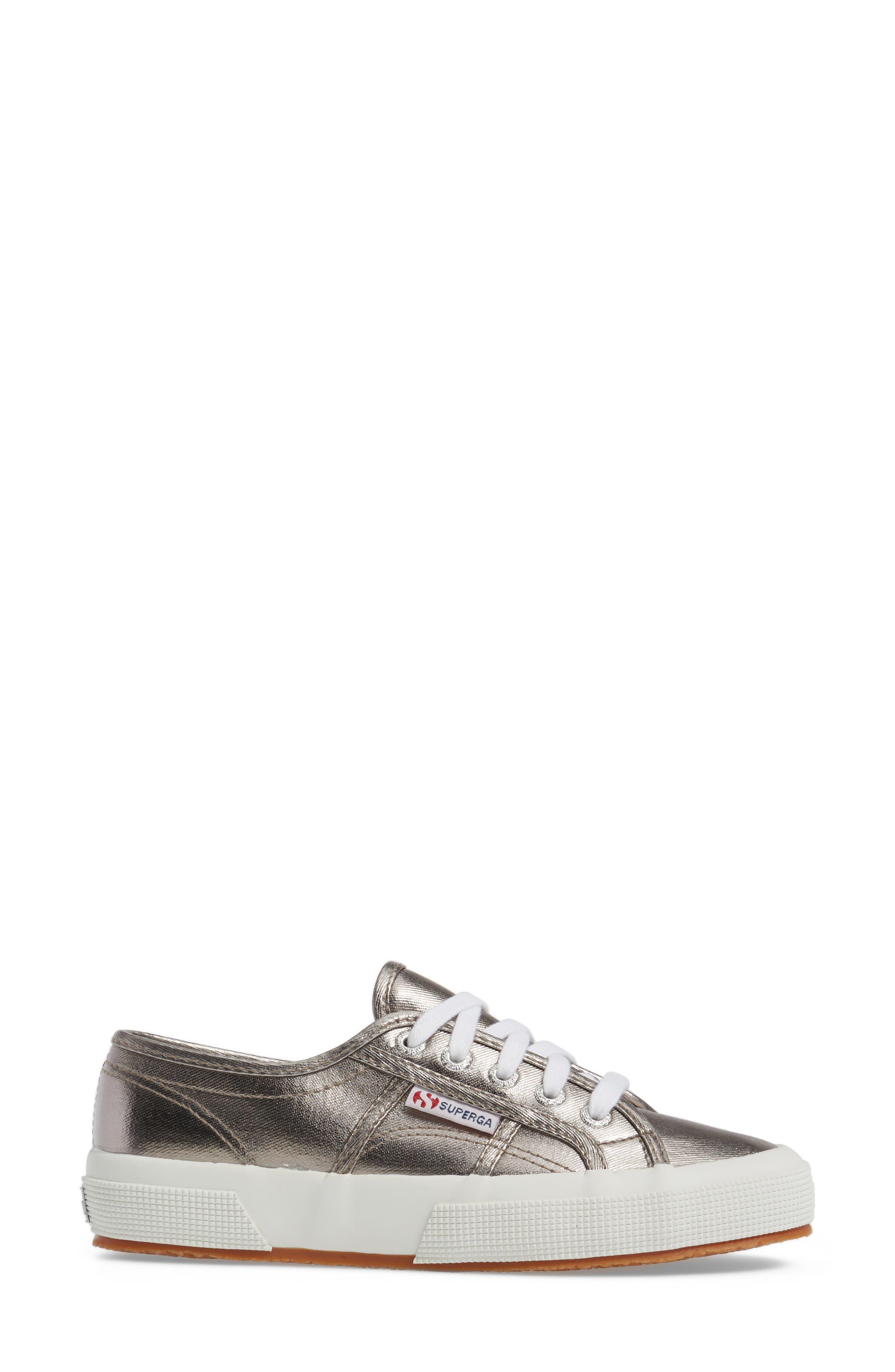Alternate Image 3  - Superga 'Cotmetu' Metallic Sneaker (Women)