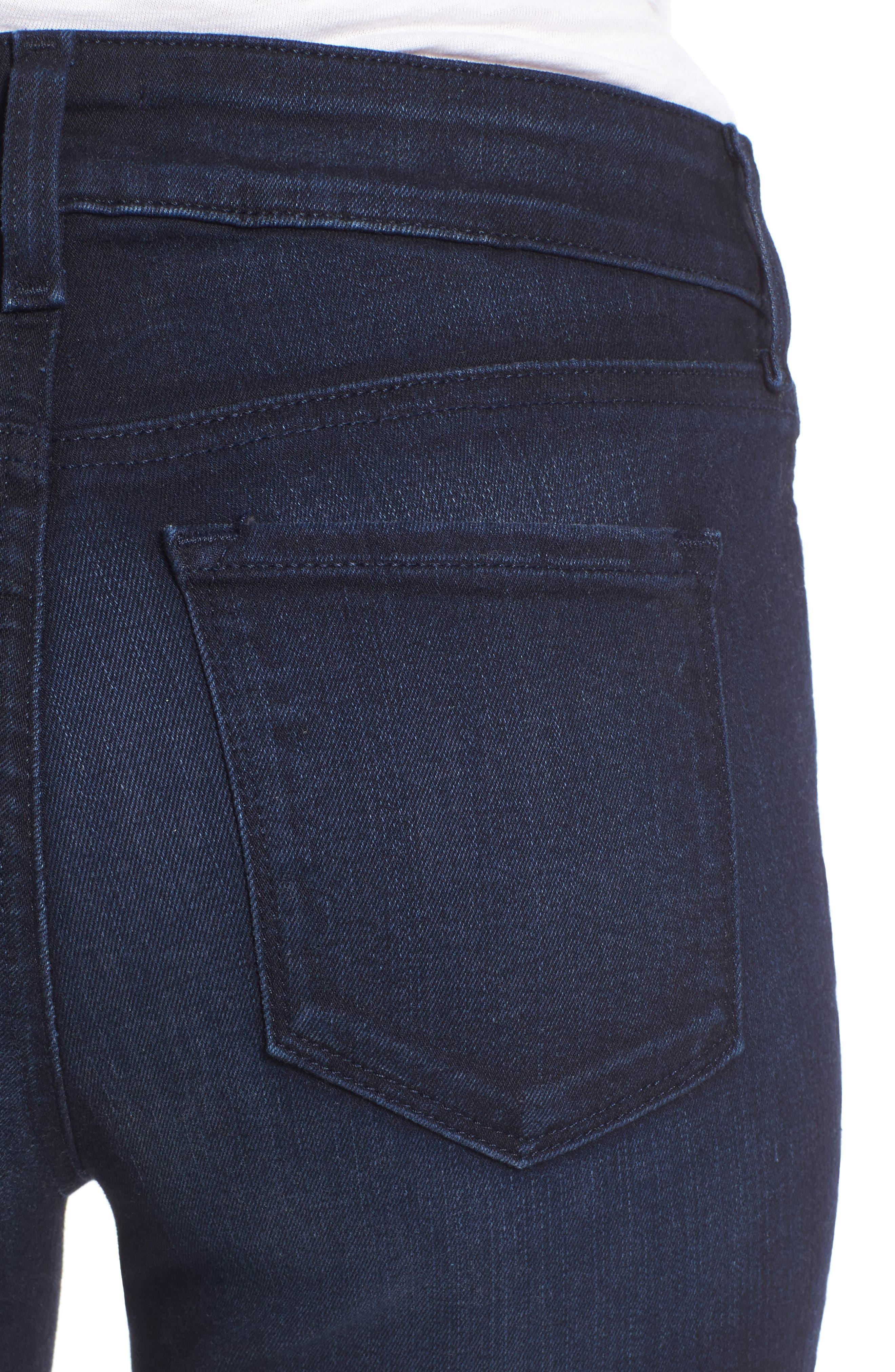 Alternate Image 5  - NYDJ Ami Stretch Ankle Skinny Jeans (Sinclair) (Regular & Petite)