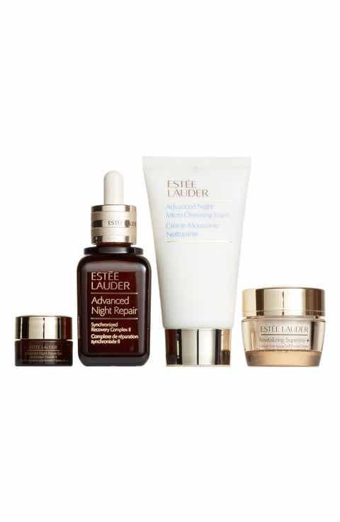 에스티 로더 갈색병 리페어 에센스 세트 ESTÉE LAUDER Repair + Renew for Firmer, Radiant Skin Collection