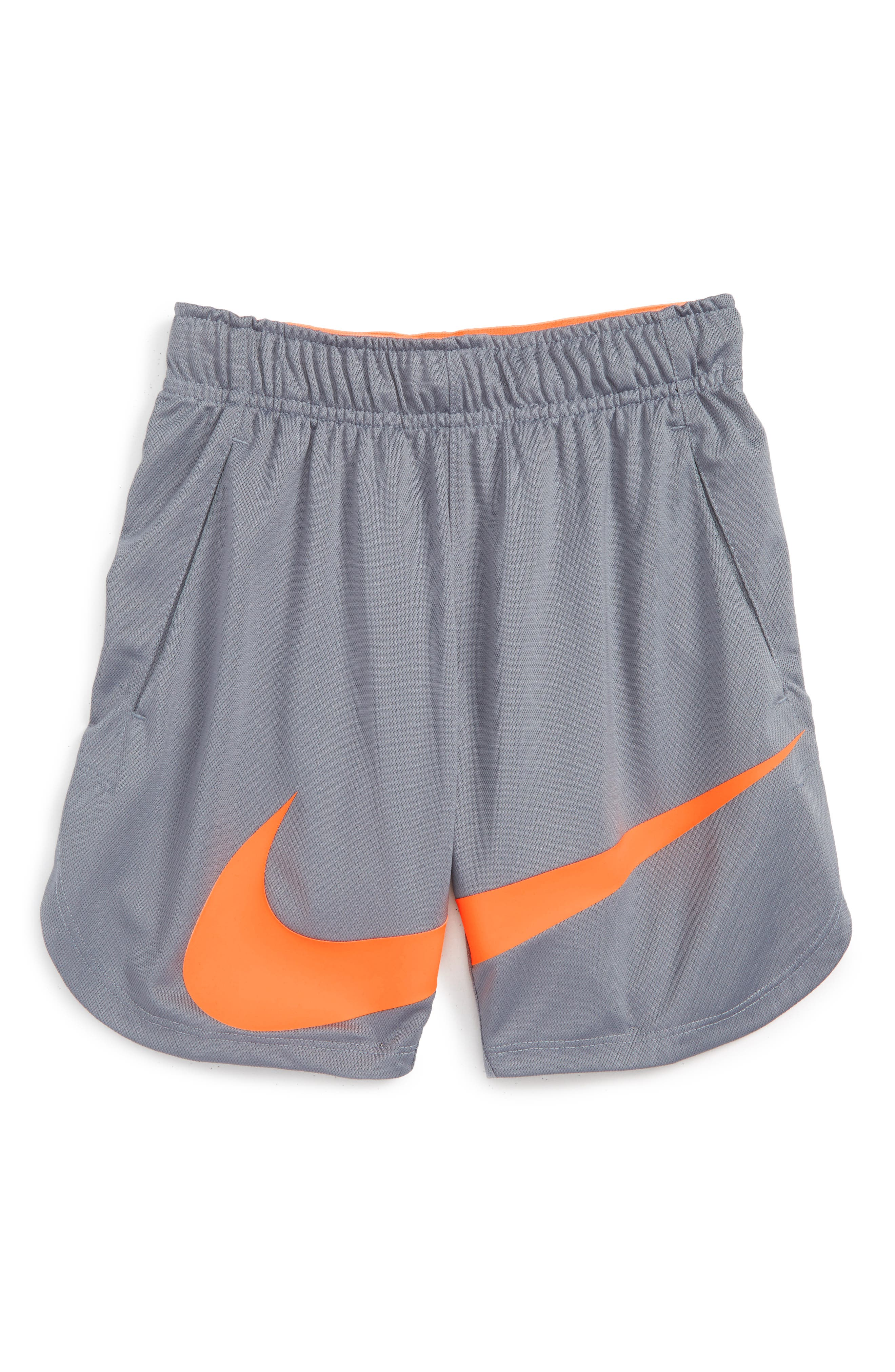 Nike Vent GFX Dri-FIT Shorts (Toddler Boys)