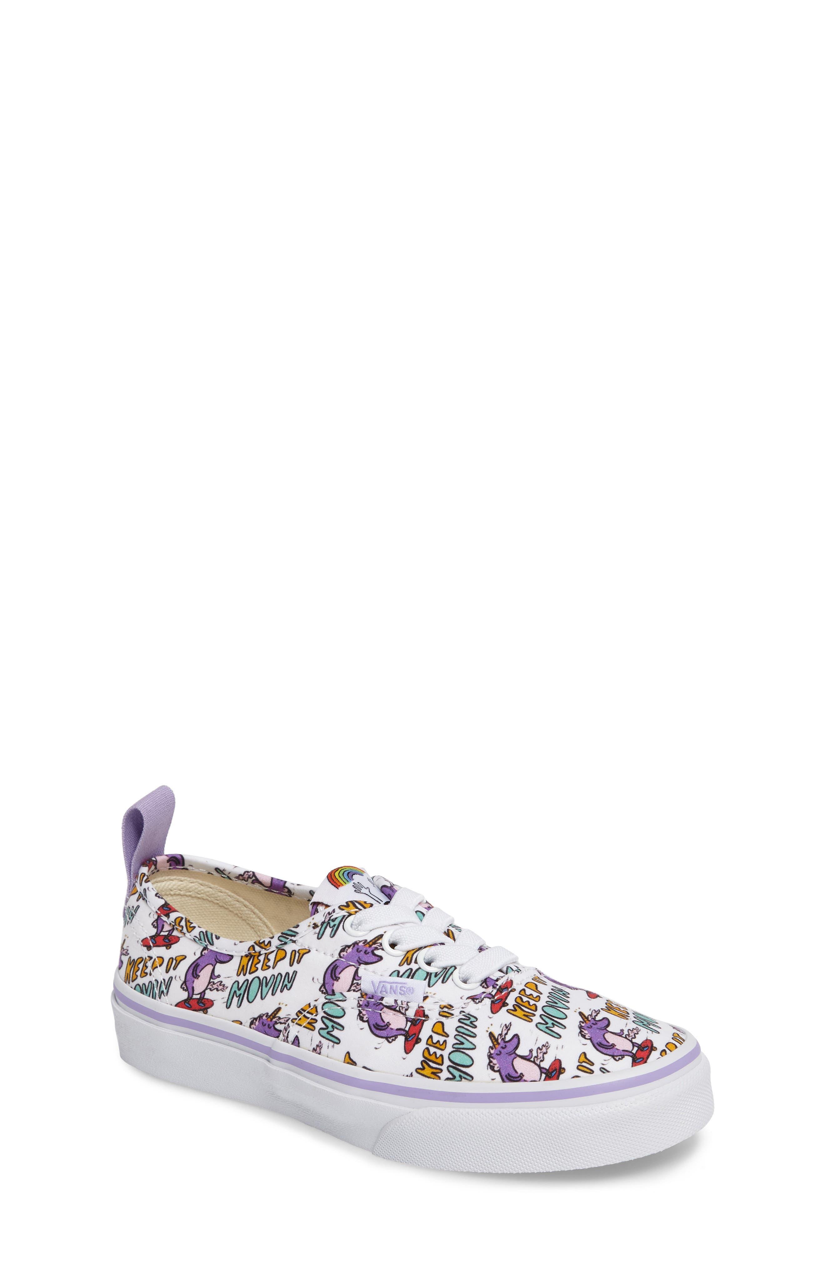 Vans x Dallas Clayton Authentic Elastic Lace Sneaker (Toddler, Little Kid & Big Kid)