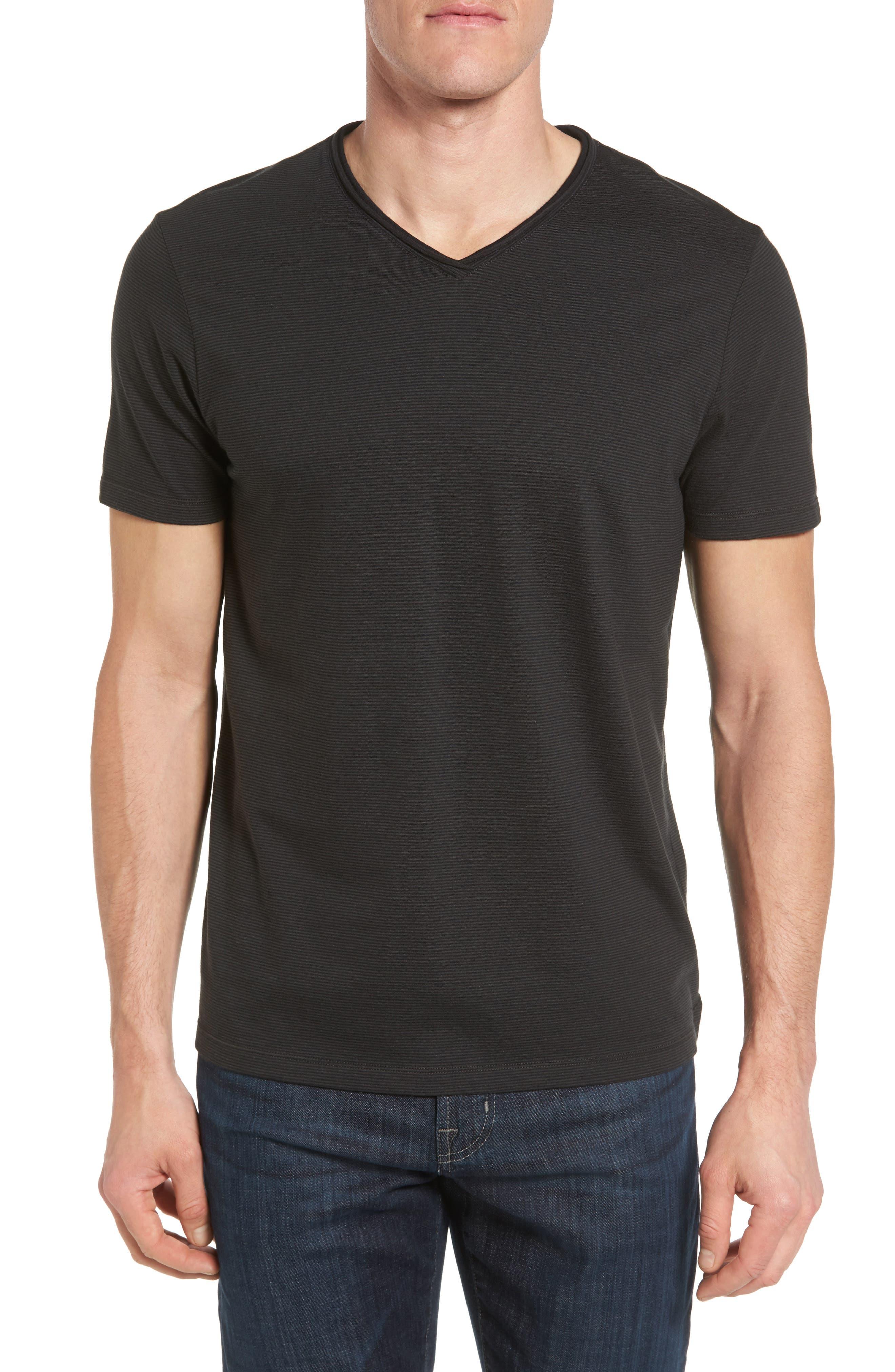 Robert Barakett Oslo V-Neck T-Shirt