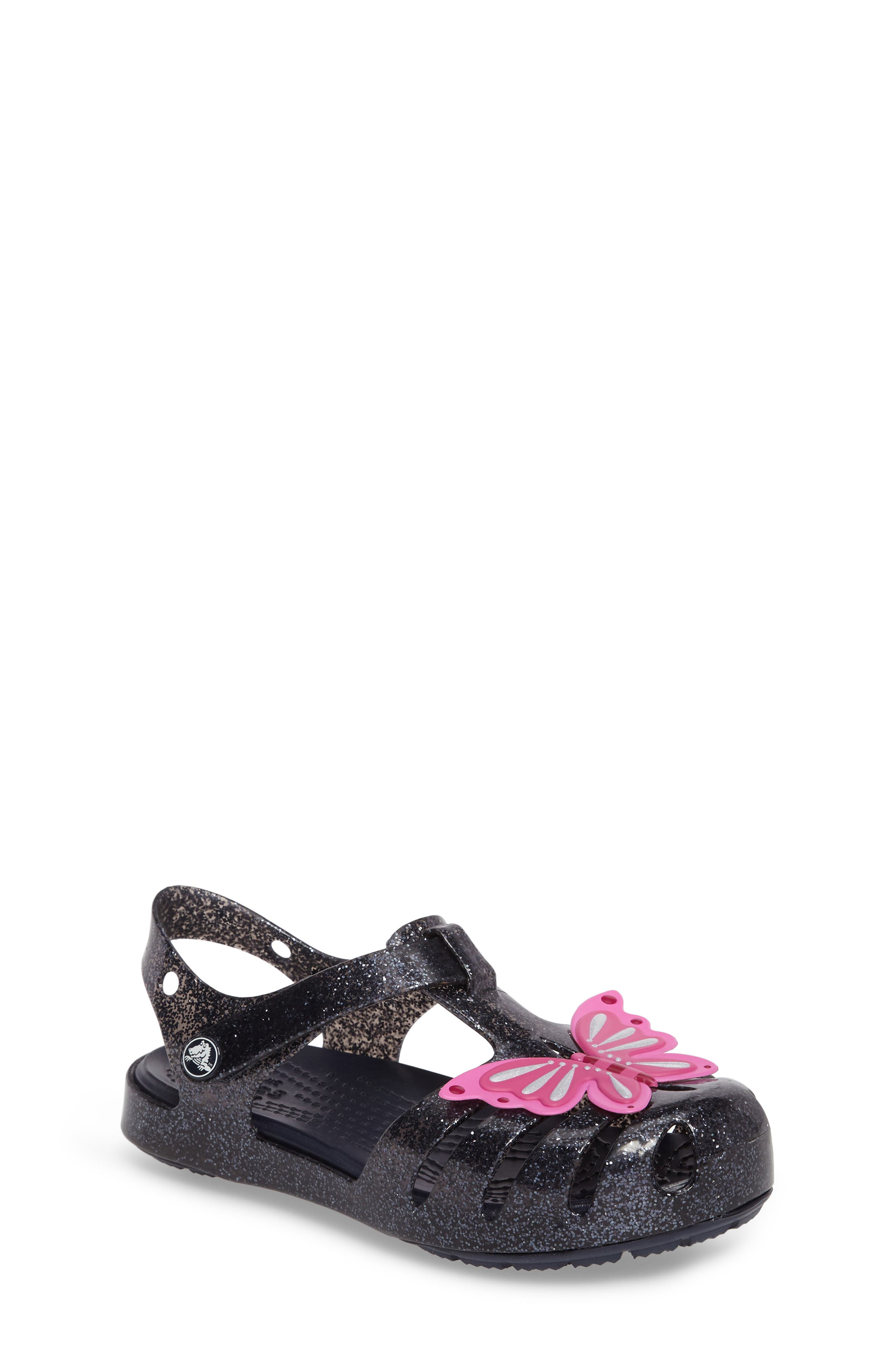 CROCS™ Isabella Novelty Sandal (Baby, Walker, Toddler & Little Kid)