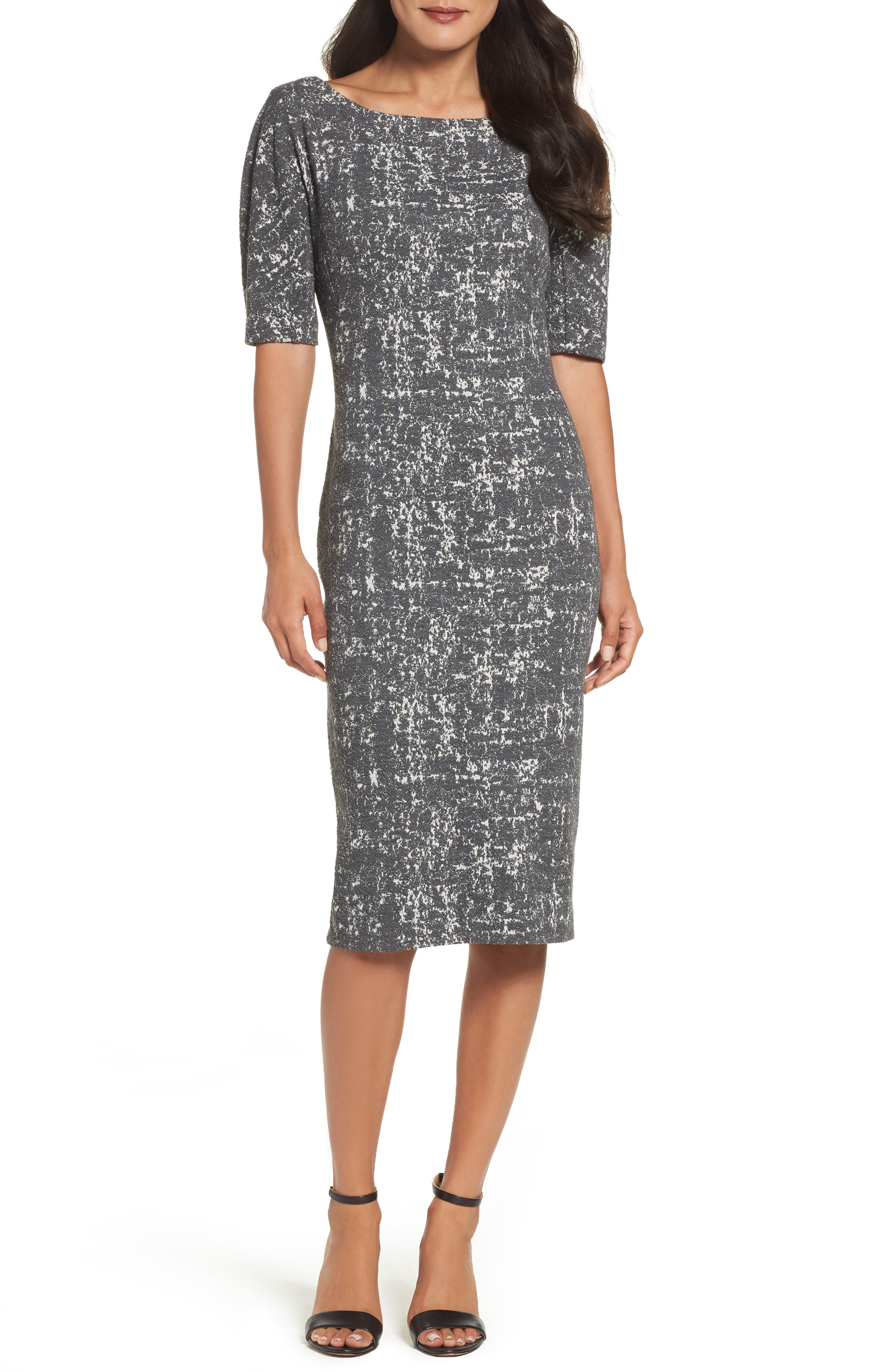 Maggy London Bate Midi Dress