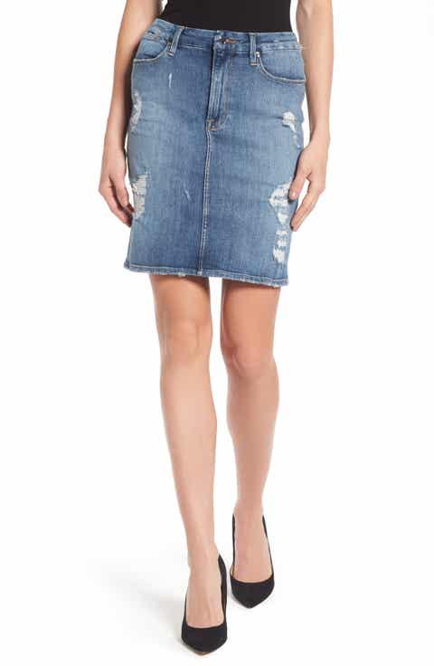 Denim Skirts: A-Line, Pencil, Maxi, Miniskirts & More | Nordstrom