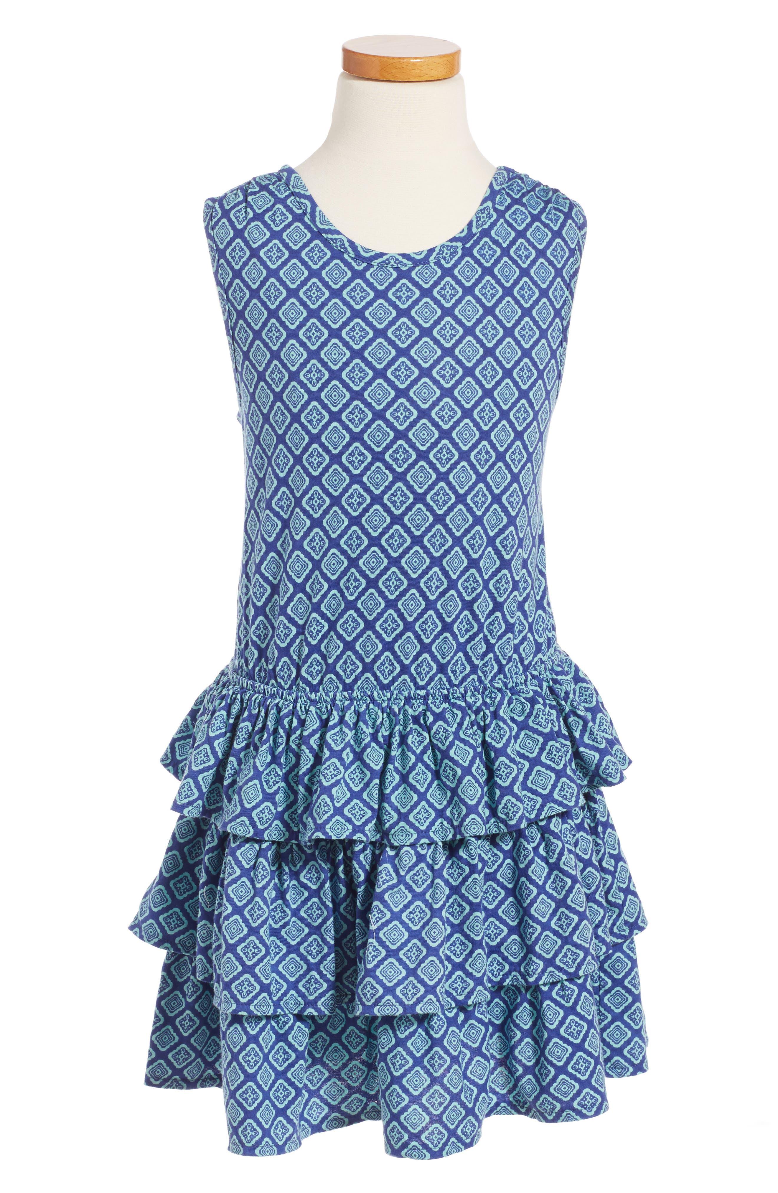 Peek Corin Tiered Ruffle Dress (Toddler Girls, Little Girls & Big Girls)