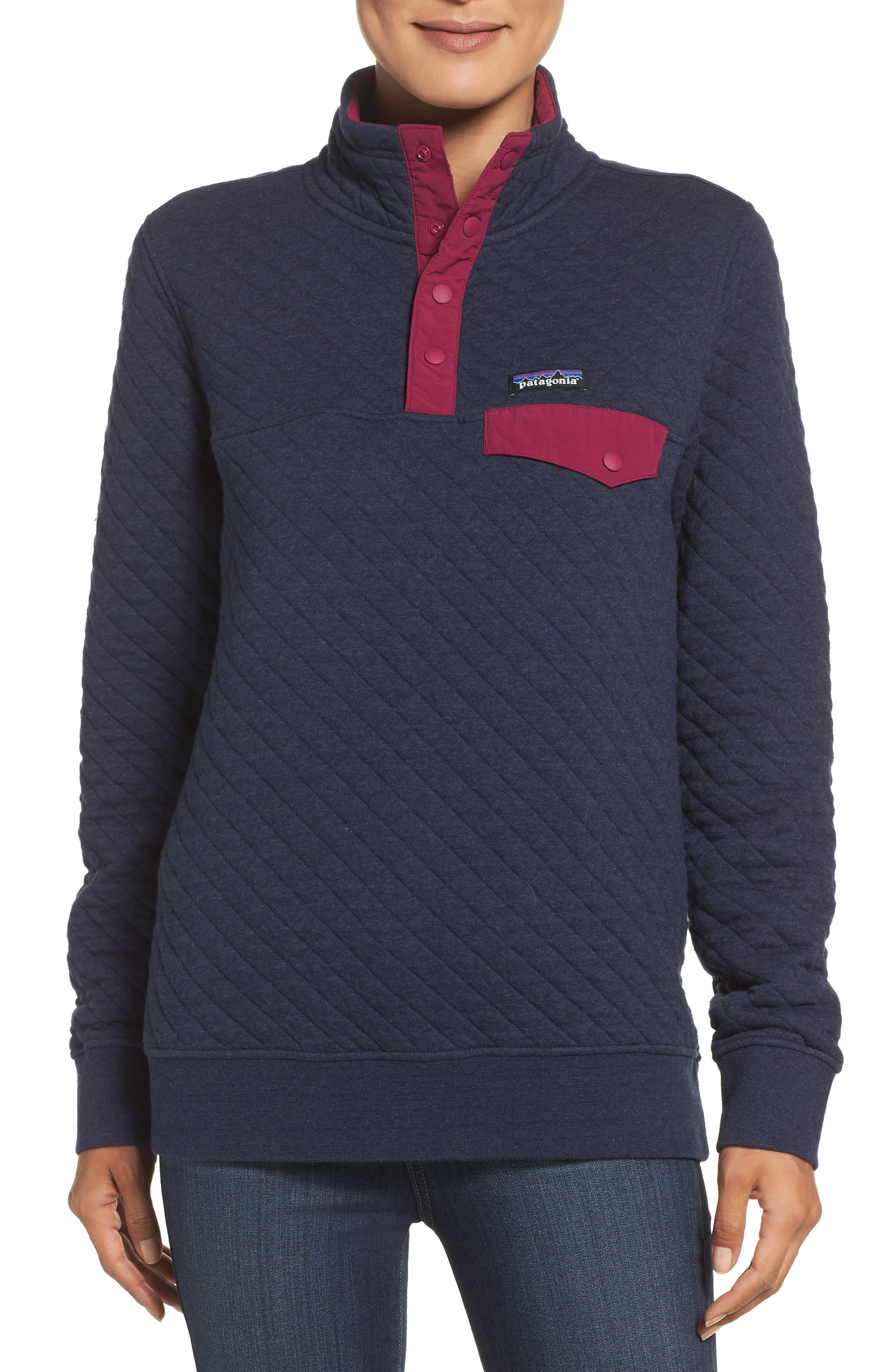 Main Image - Patagonia Quilted Pullover