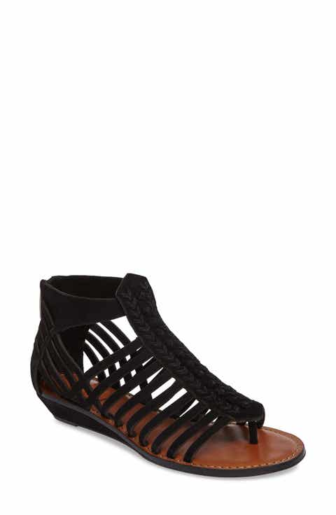 Black Gladiator Sandals Nordstrom