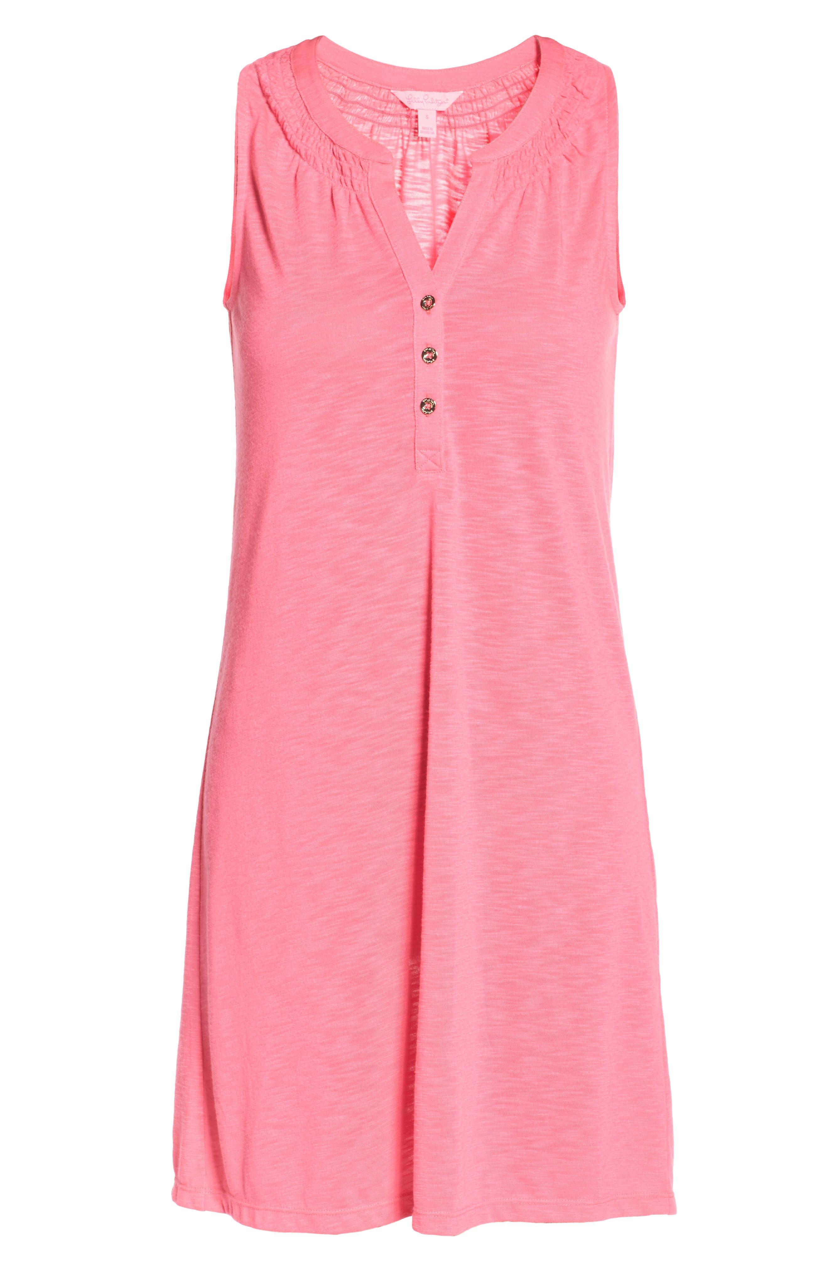 Alternate Image 6  - Lilly Pulitzer® 'Essie' Cotton & Modal A-Line Dress