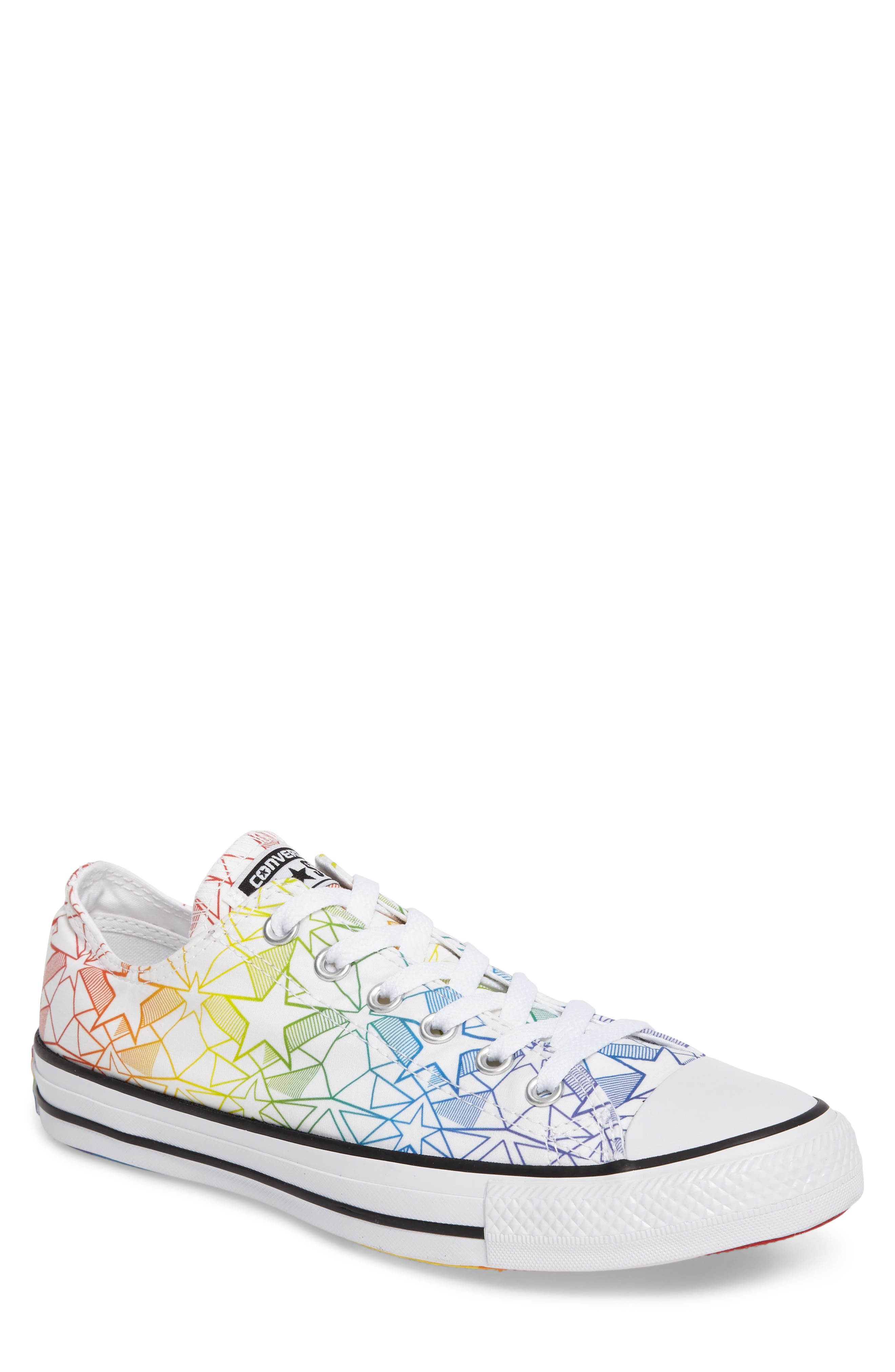 Converse Chuck Taylor® All Star® Pride Low Top Sneaker (Men)