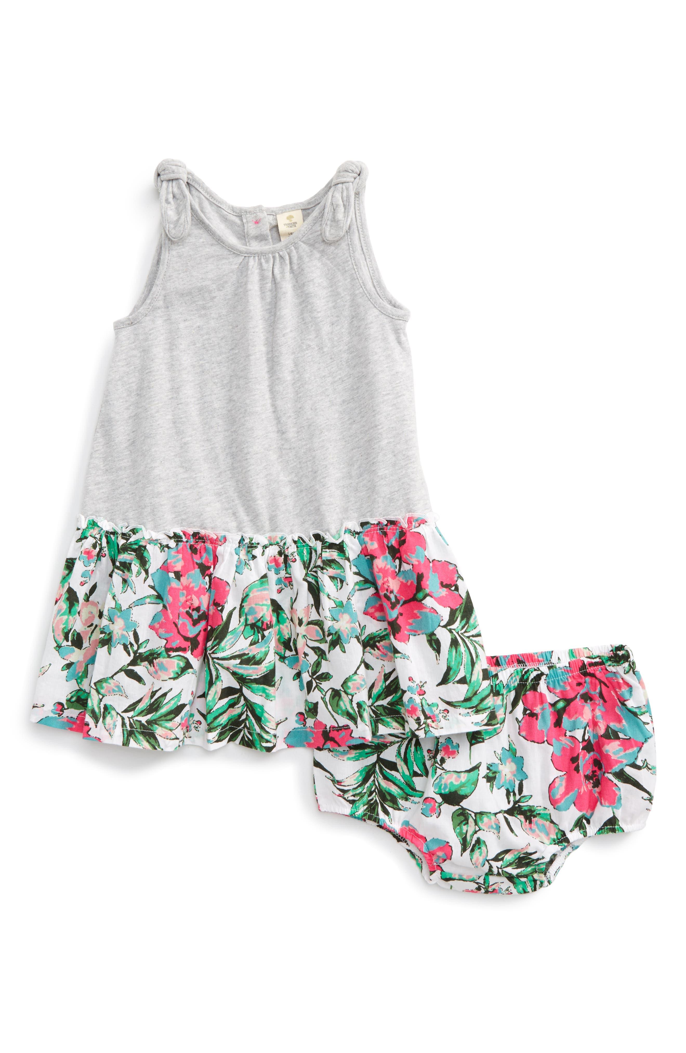 Tucker + Tate Tank Dress (Baby Girls)