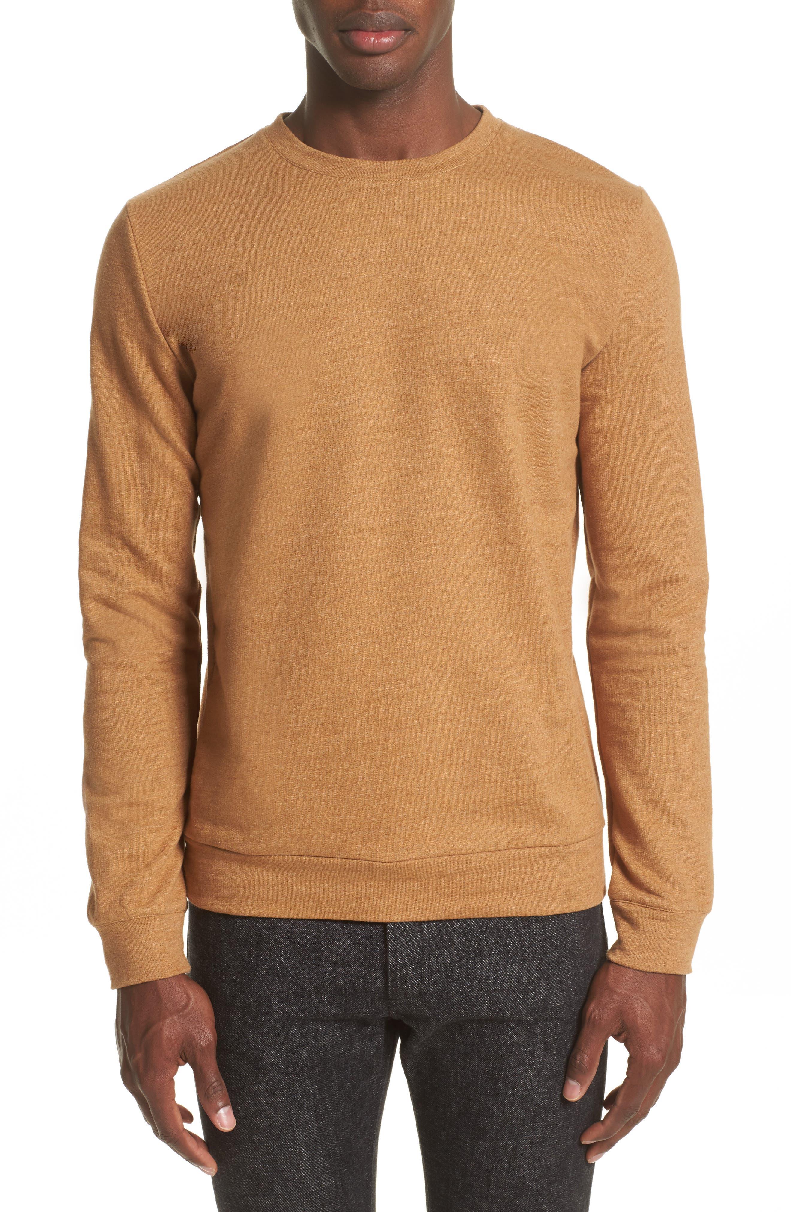 A.P.C. Joseph Trim Fit Sweatshirt