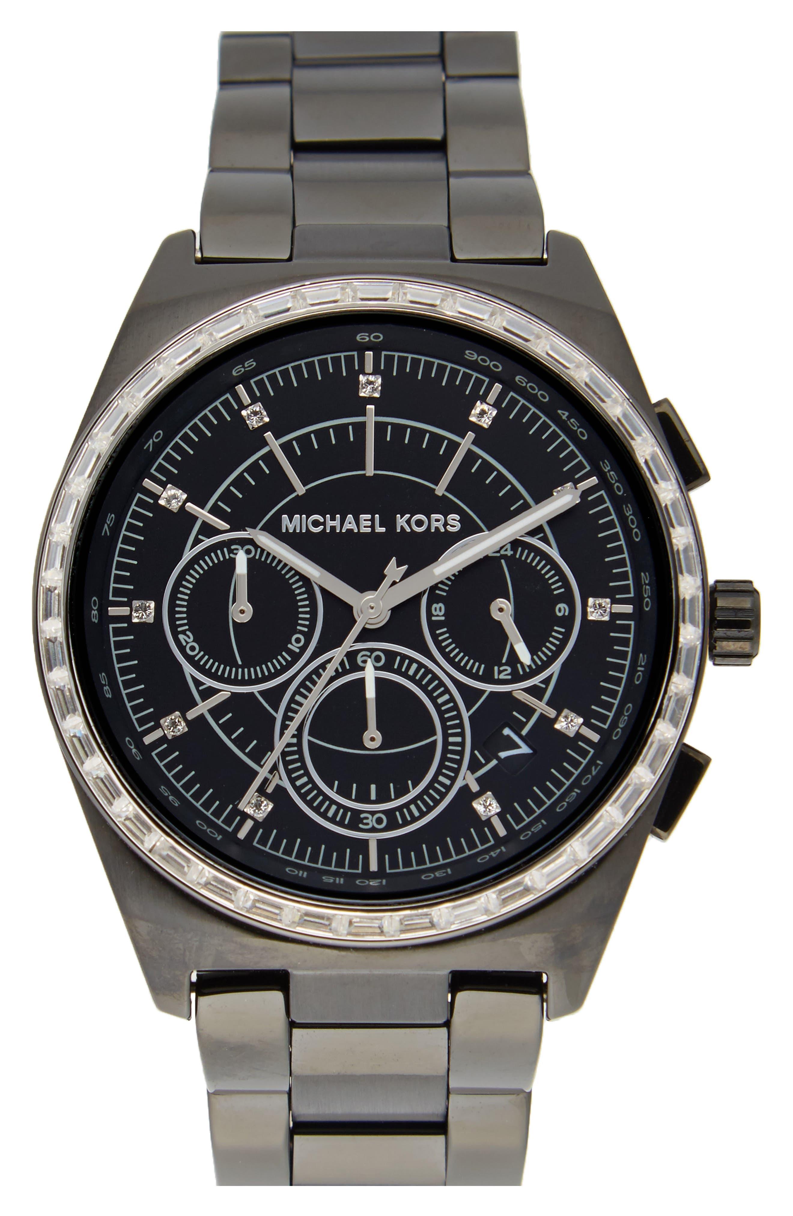 KORS Michael Kors Vail Chronograph Bracelet Watch, 38mm