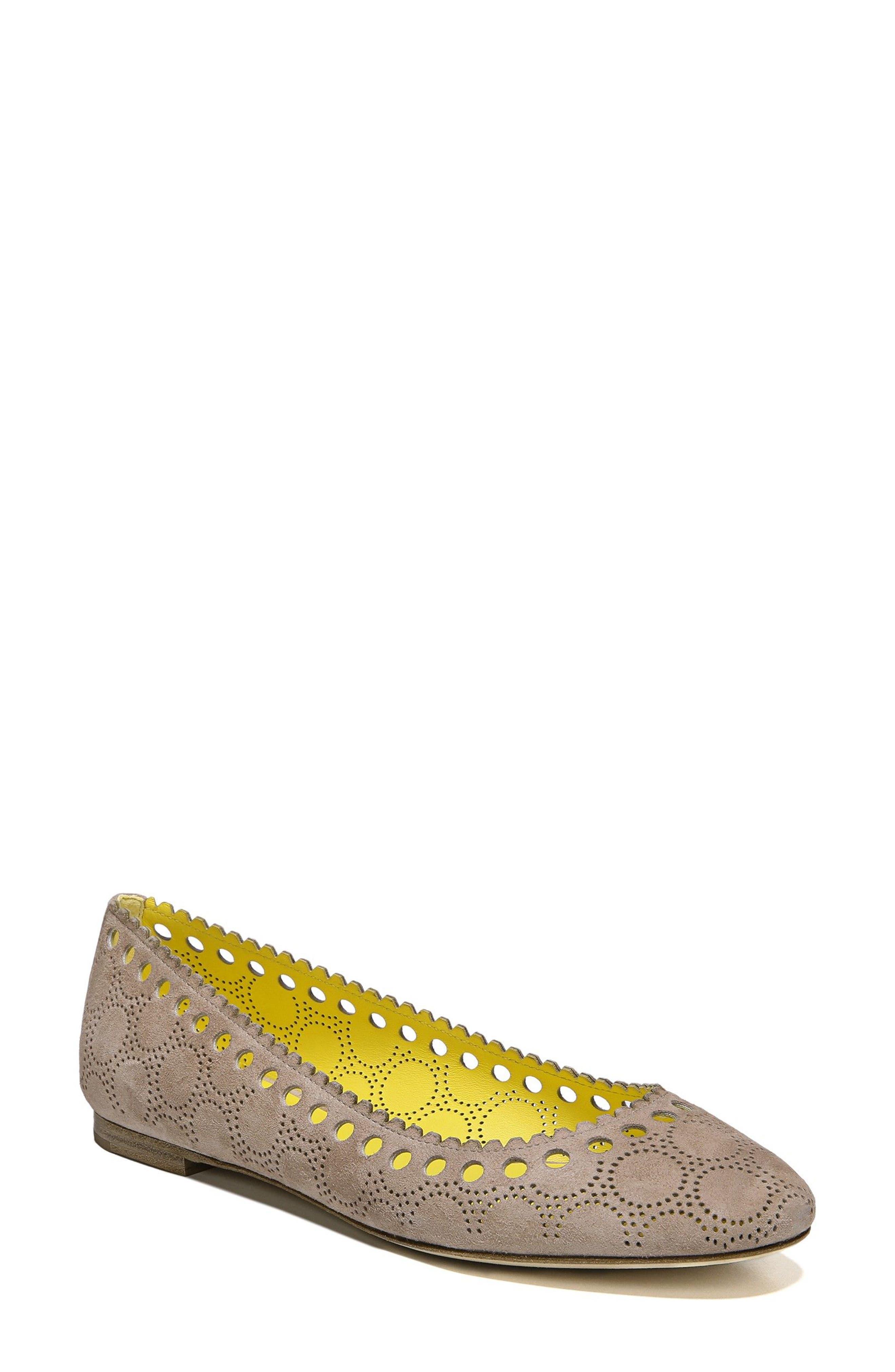 Diane Von Furstenberg Corolla Flat (Women)