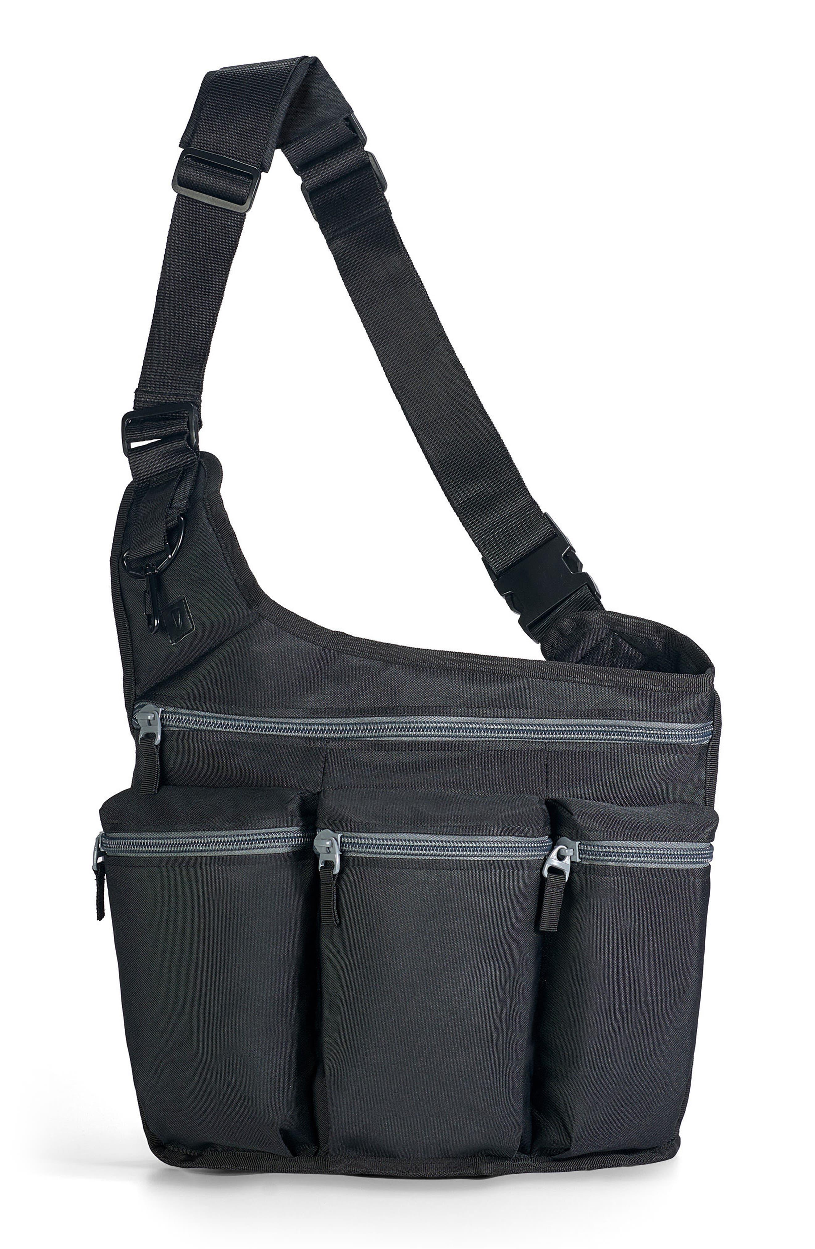 Alternate Image 4  - Diaper Dude Shoulder Messenger Bag