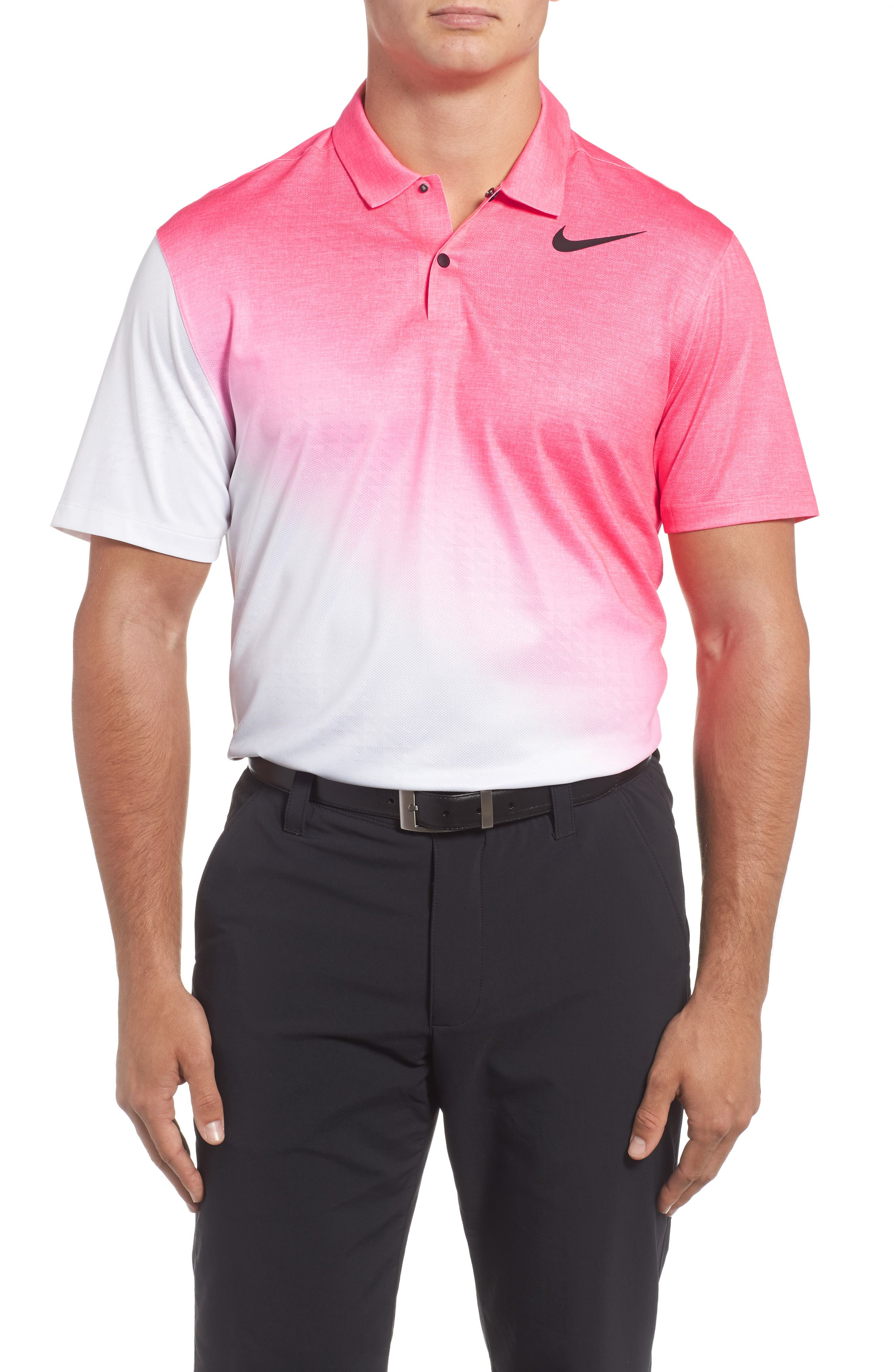 Nike Max Swing Knit Golf Polo