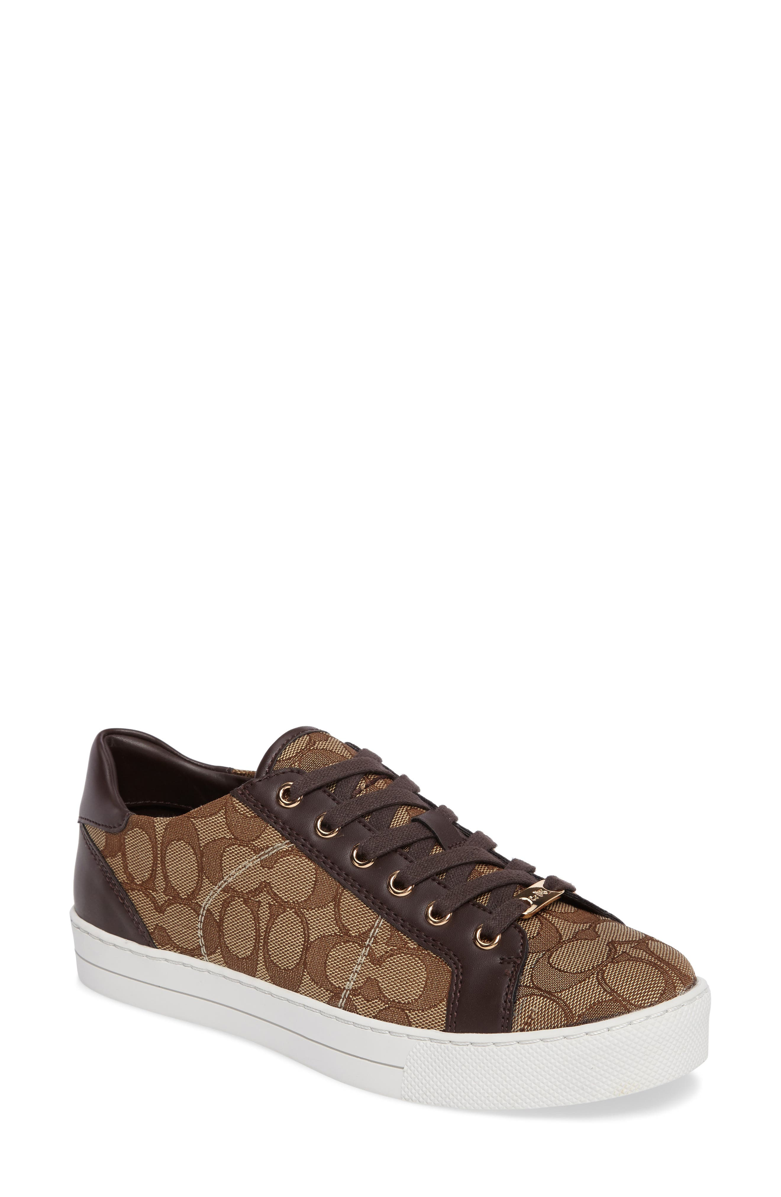 COACH Paddy Platform Sneaker (Women)