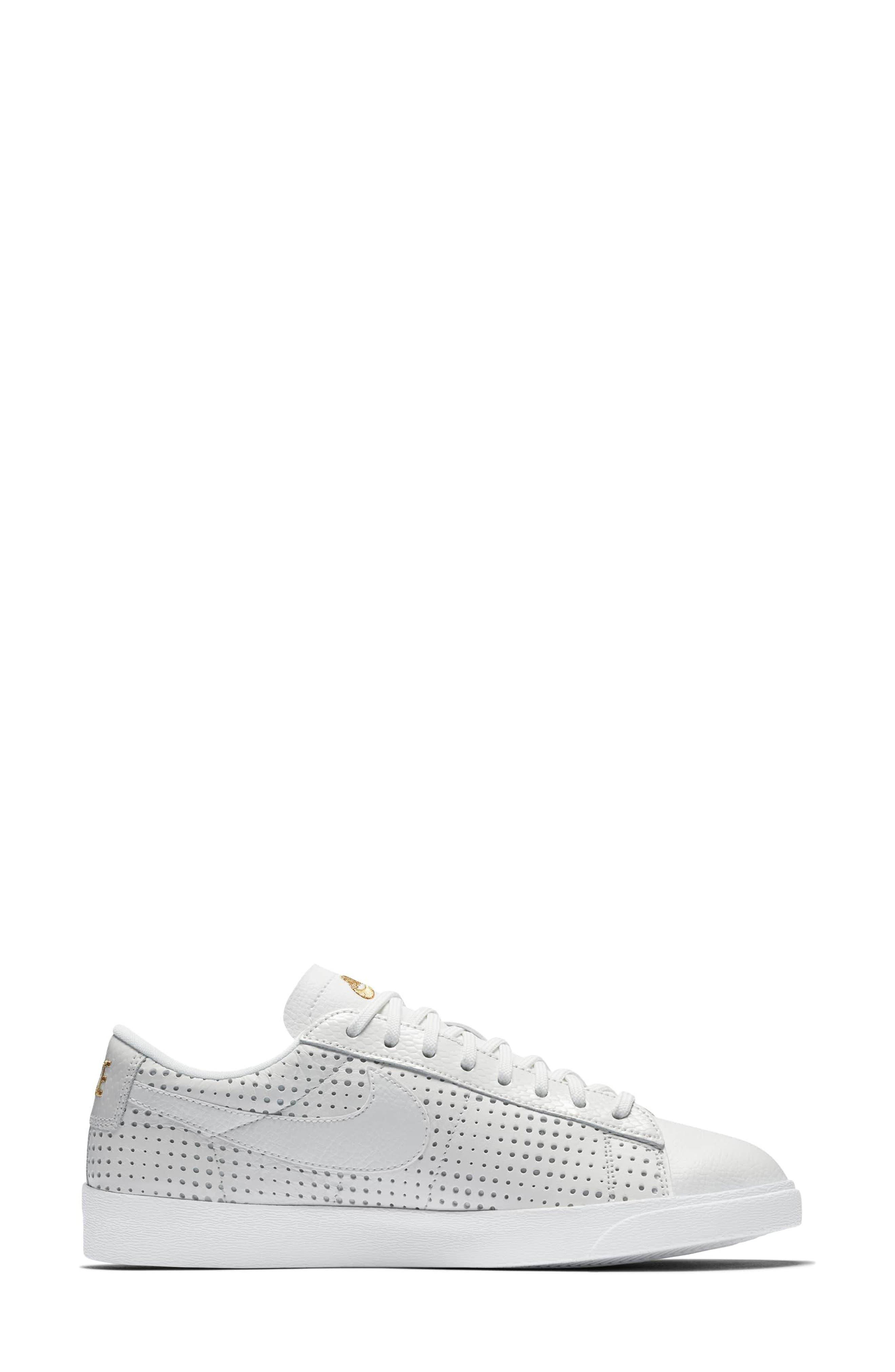 Alternate Image 1 Selected - Nike Blazer Low Top Sneaker SE (Women)