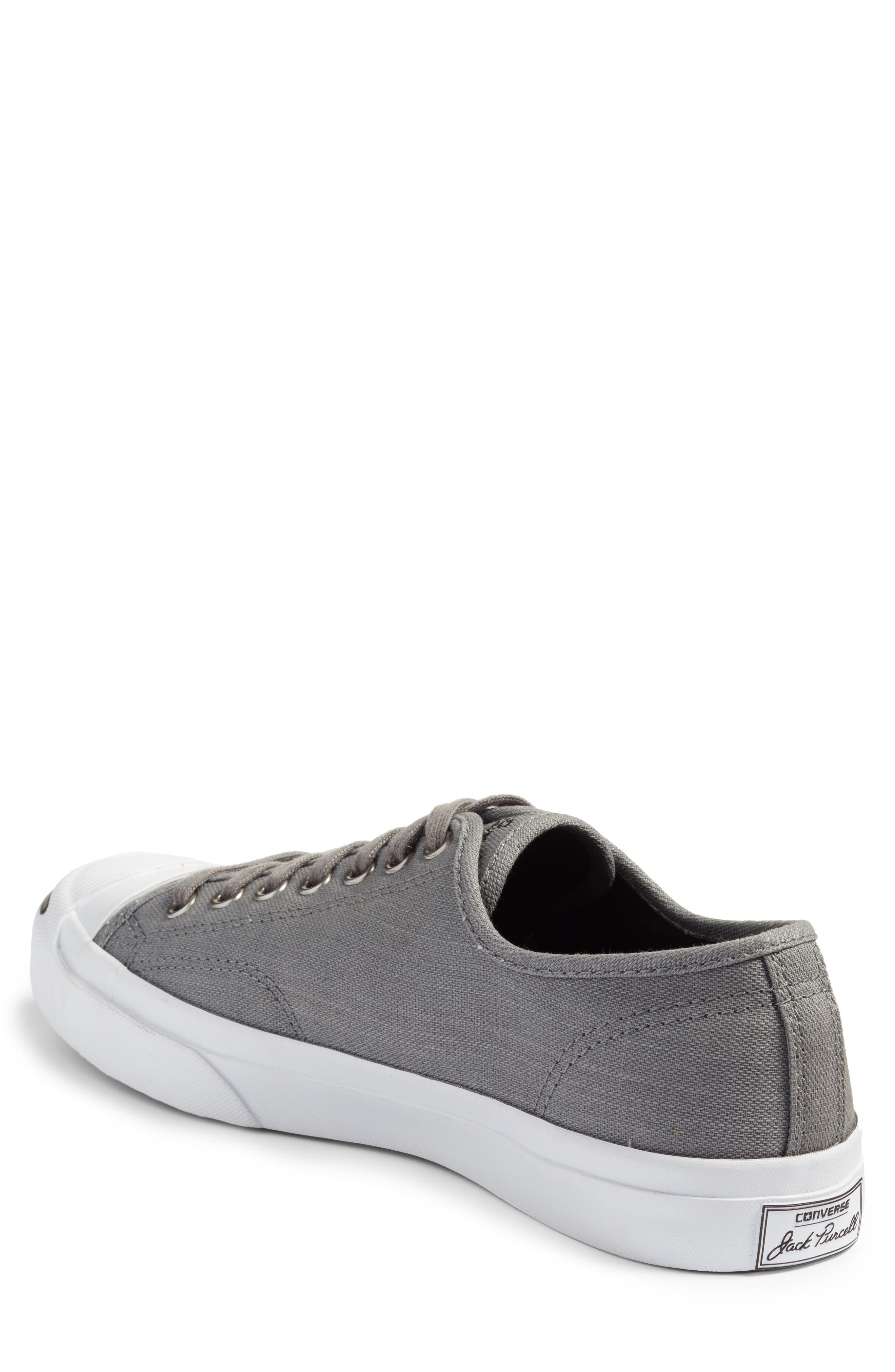 Alternate Image 2  - Converse Jack Purcell Ox Sneaker (Men)