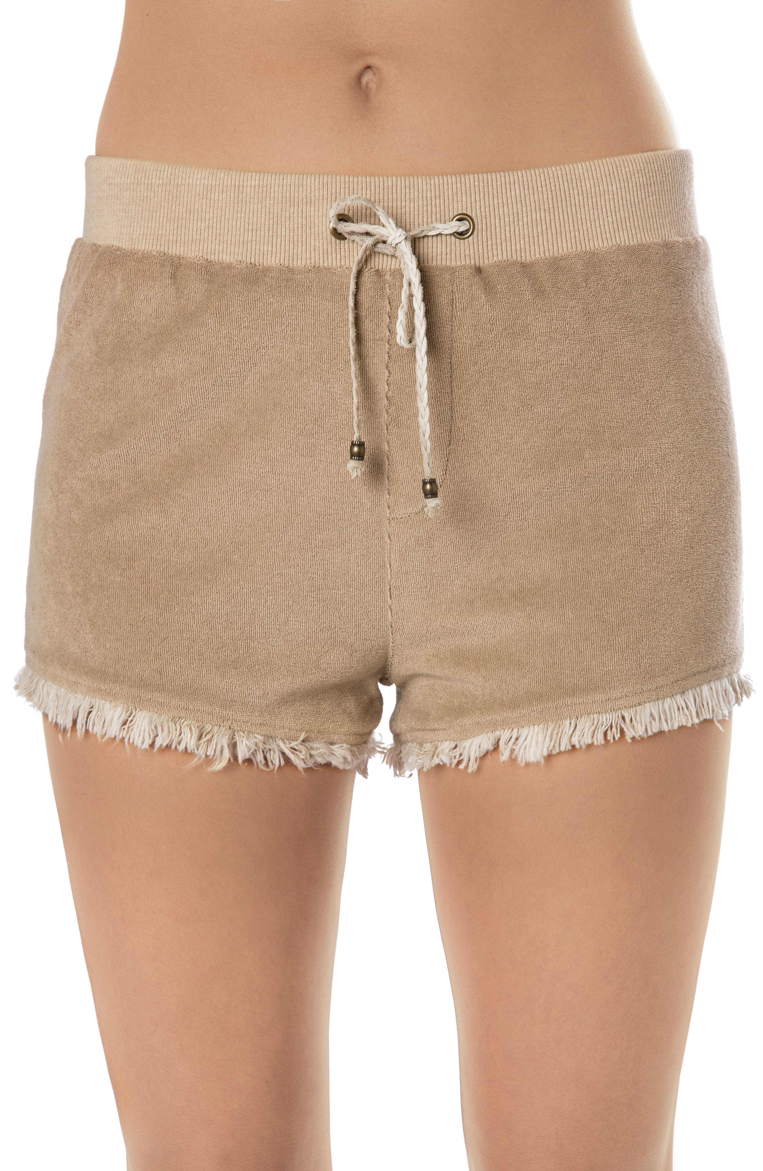 Ragdoll Terry Lounge Shorts