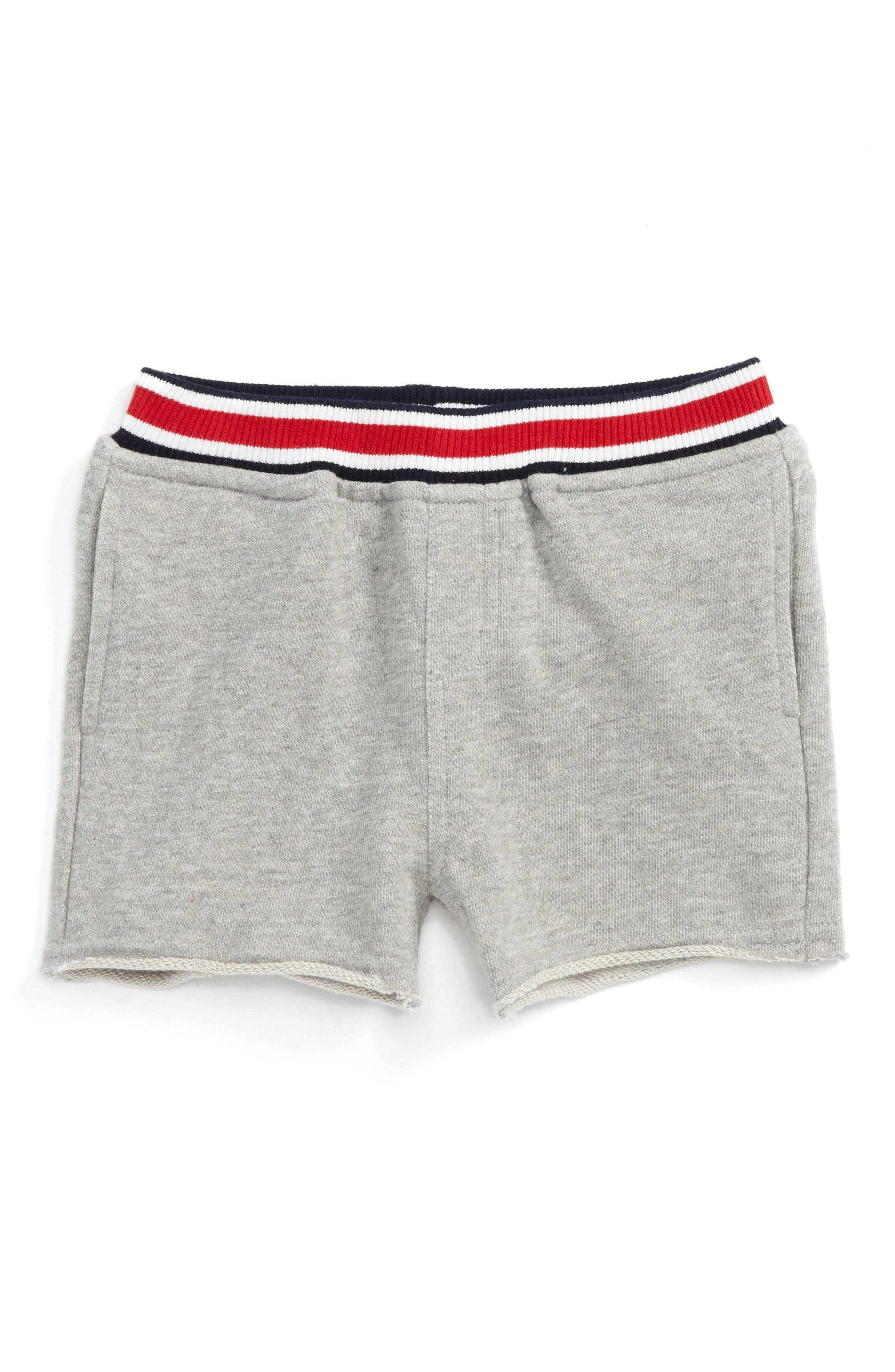 Peek Varsity Shorts (Baby Boys)