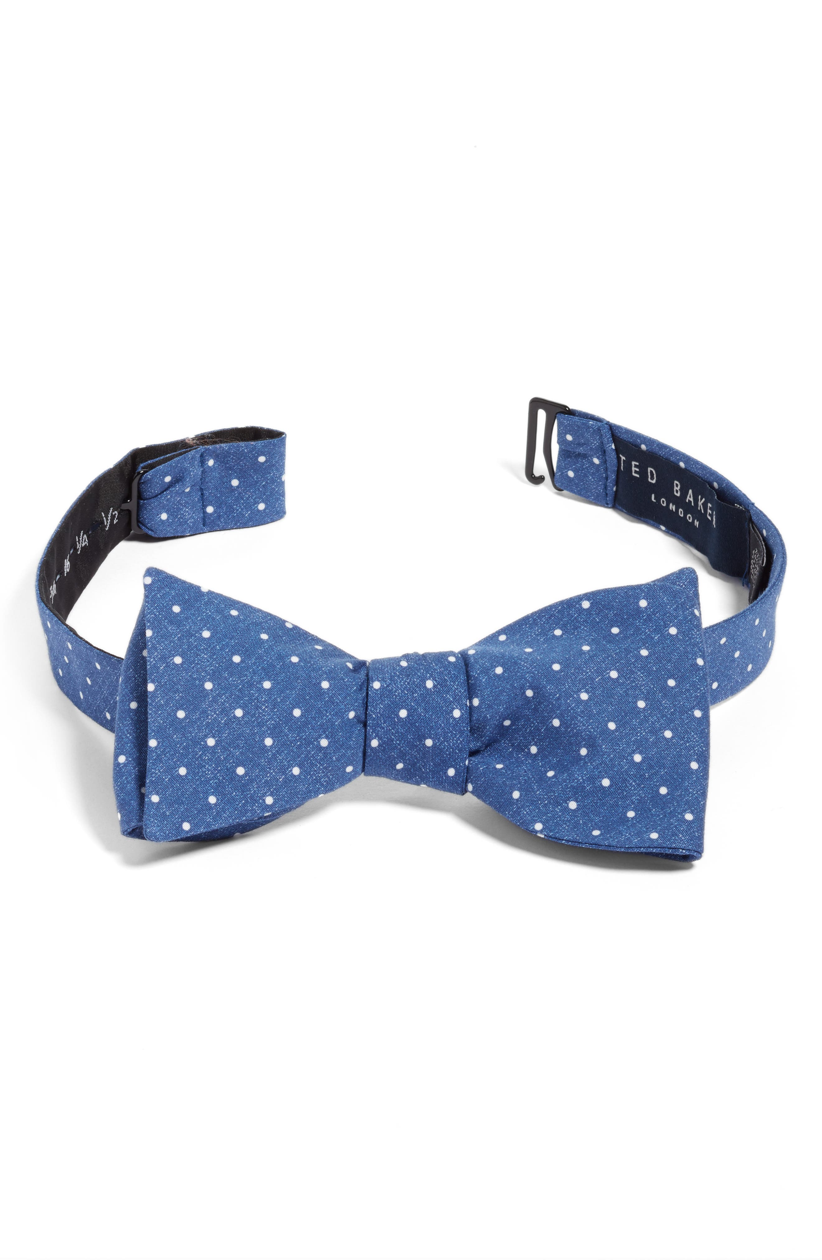 Ted Baker London Floral Cotton Bow Tie