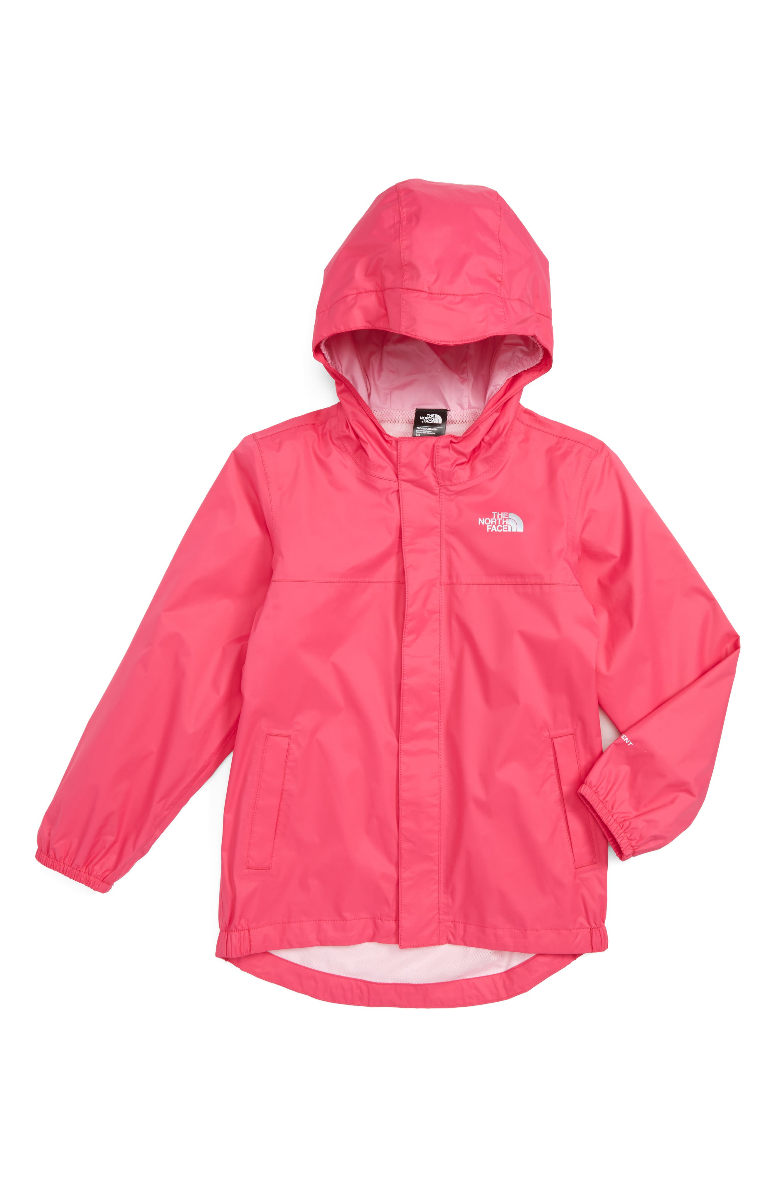 The North Face Tailout Hooded Rain Jacket (Toddler Girls & Little Girls)