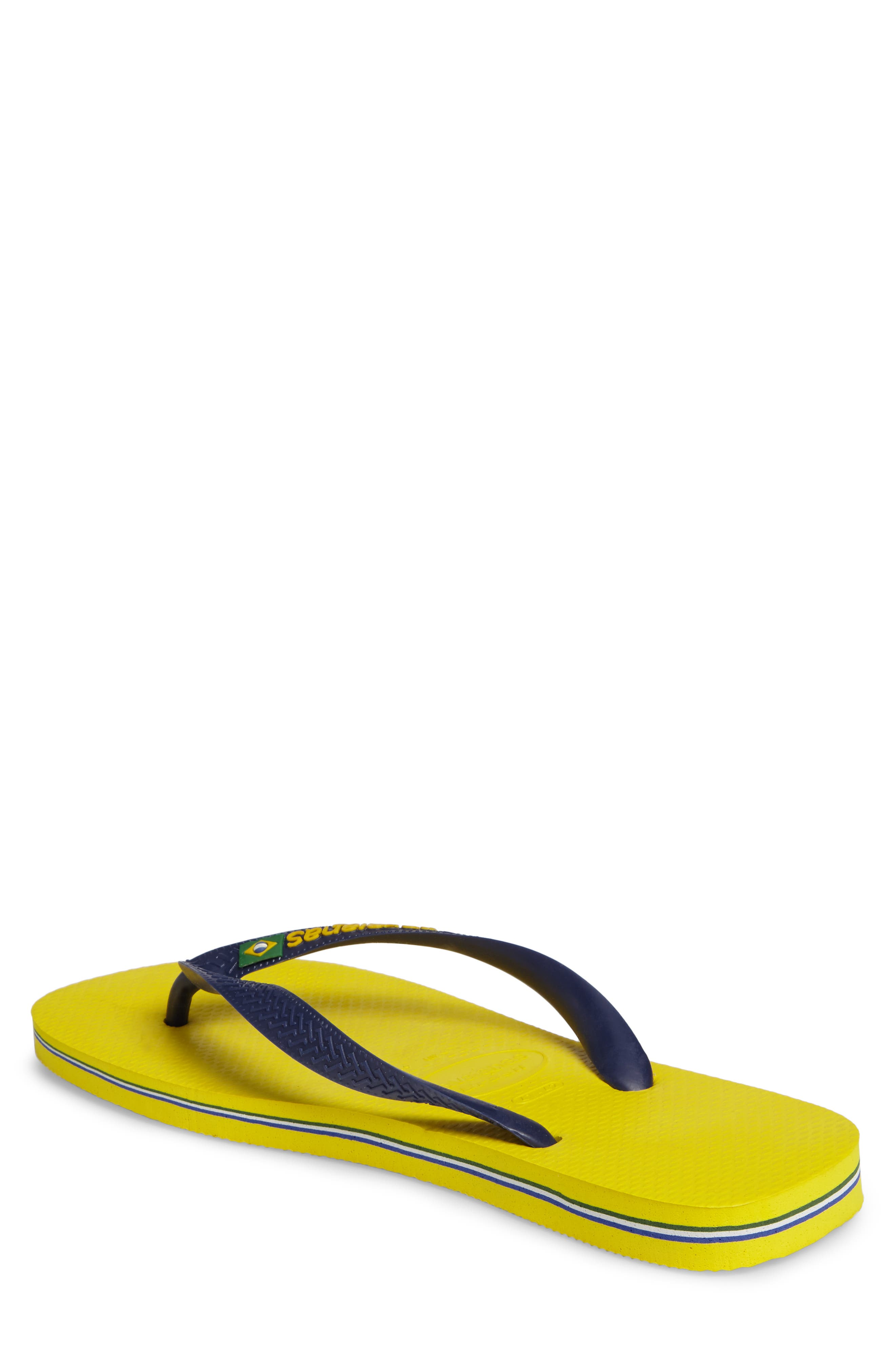 Alternate Image 2  - Havaianas 'Brazil' Flip Flop (Men)