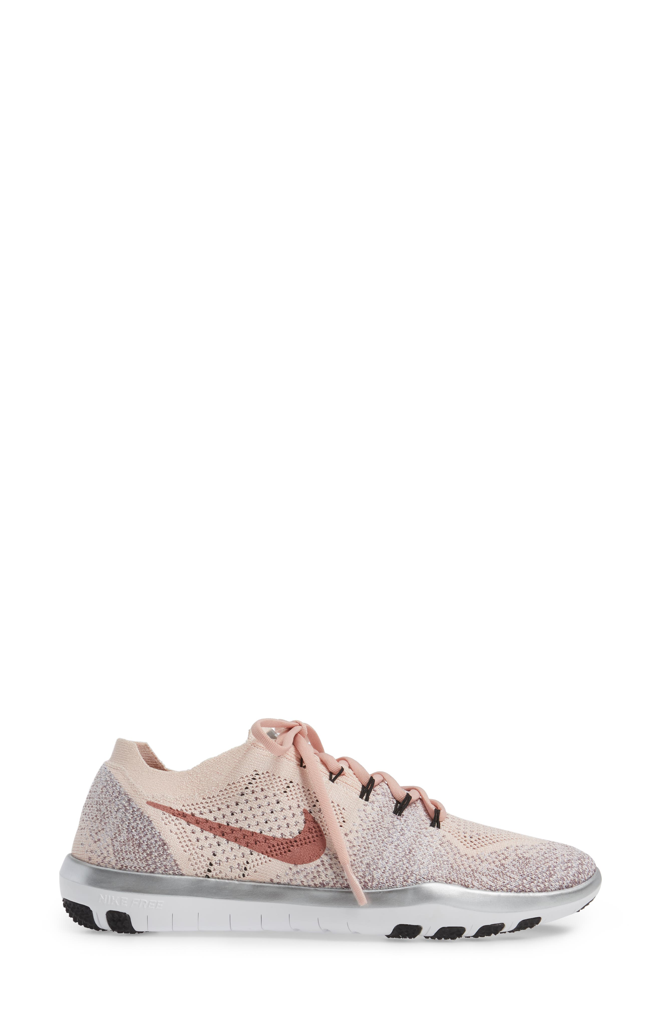 Alternate Image 3  - Nike Free Focus Flyknit 2 Bionic Training Shoe (Women)