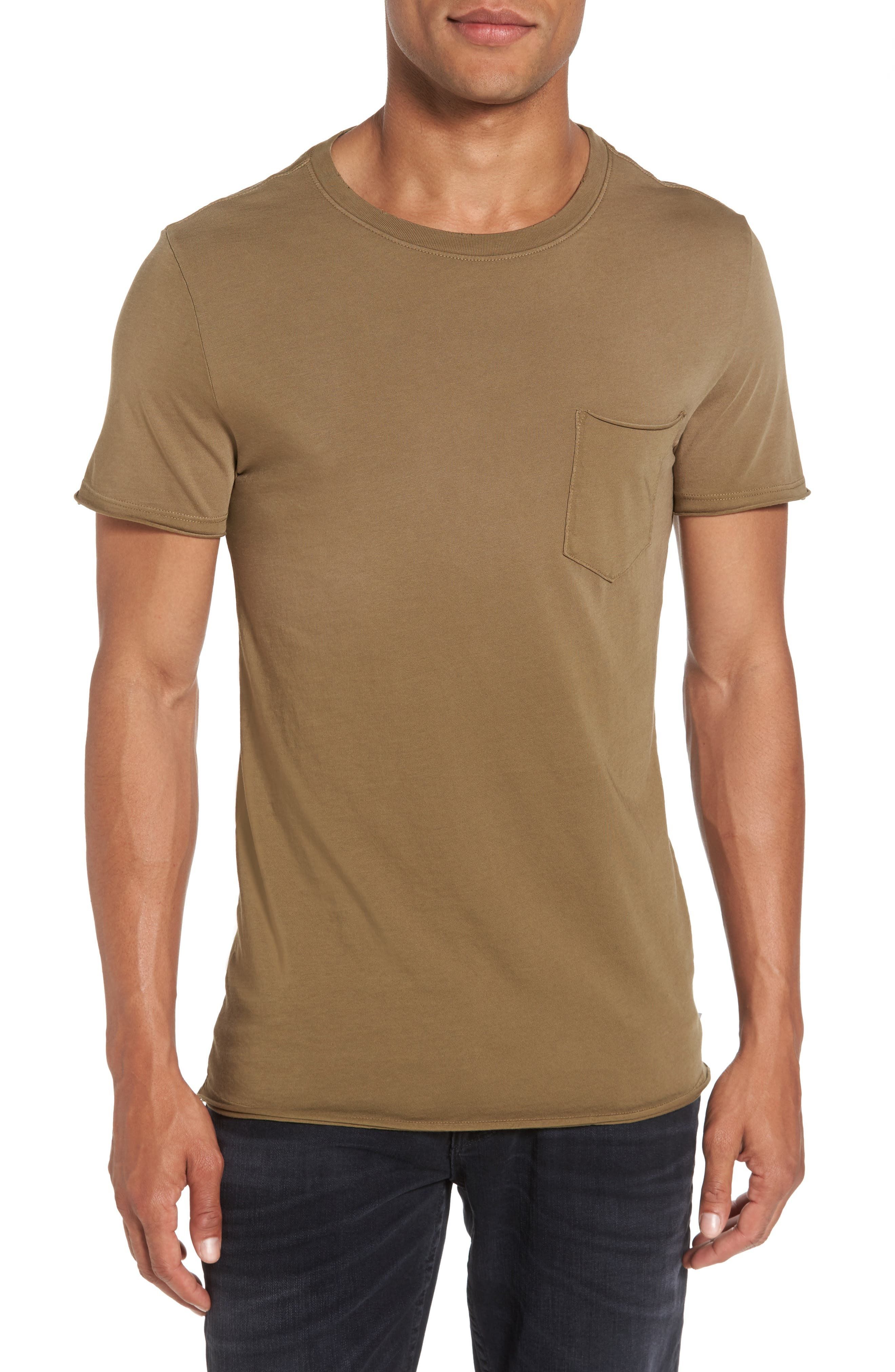 AG Anders Slim Fit Pocket T-Shirt