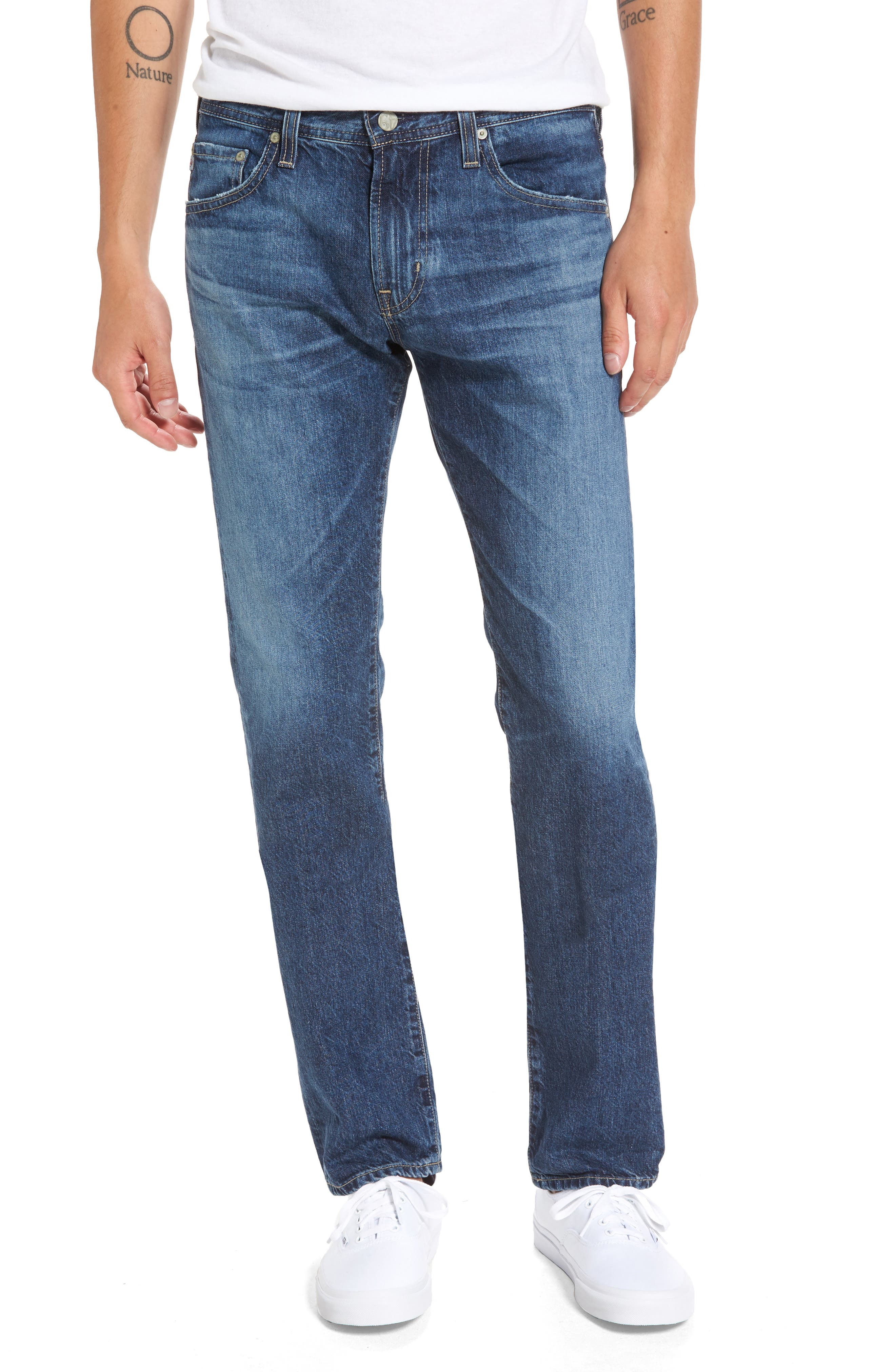 AG Matchbox Slim Fit Jeans (10 Years San Remo)