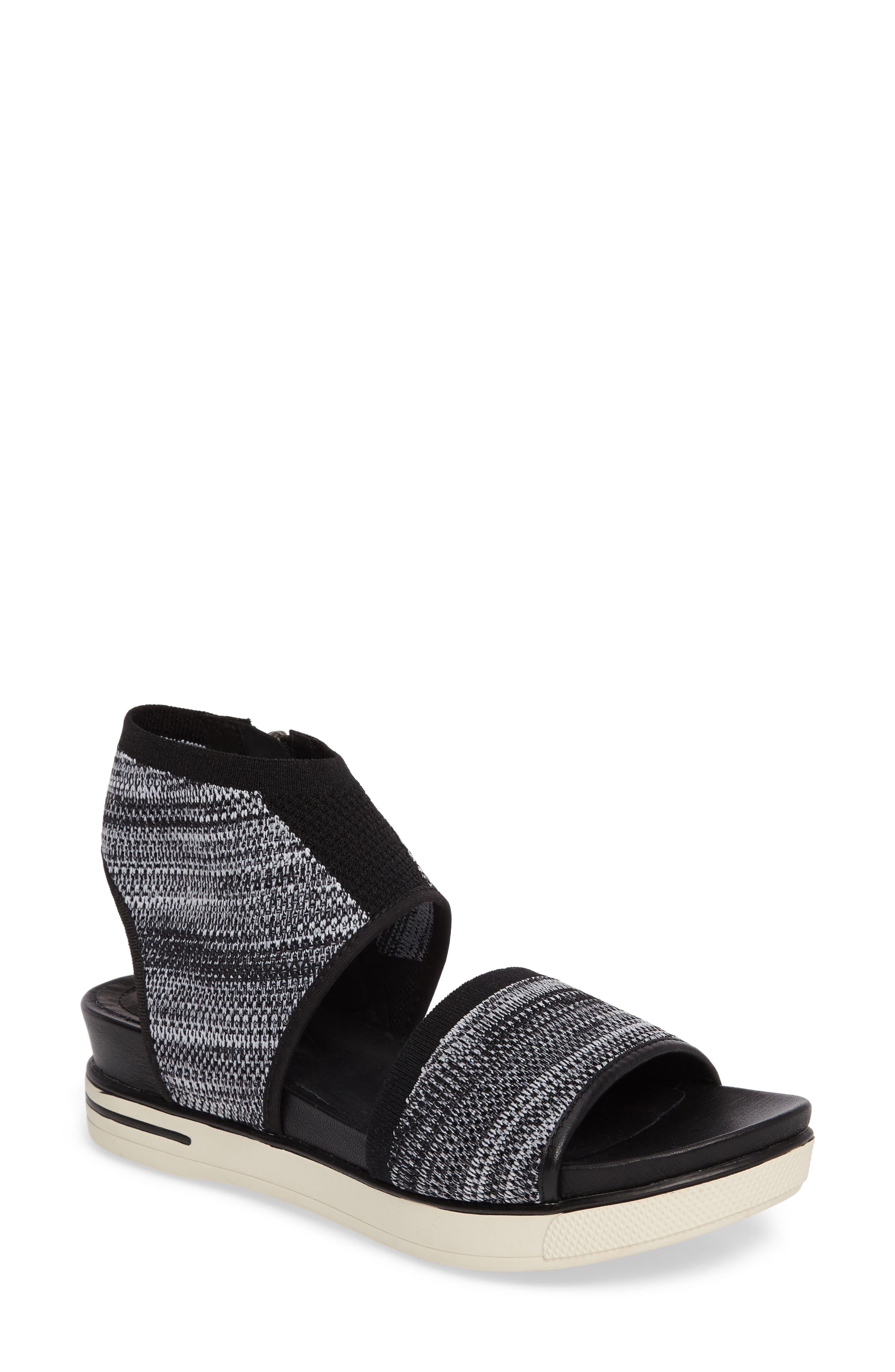 Eileen Fisher Knit Sandal (Women)