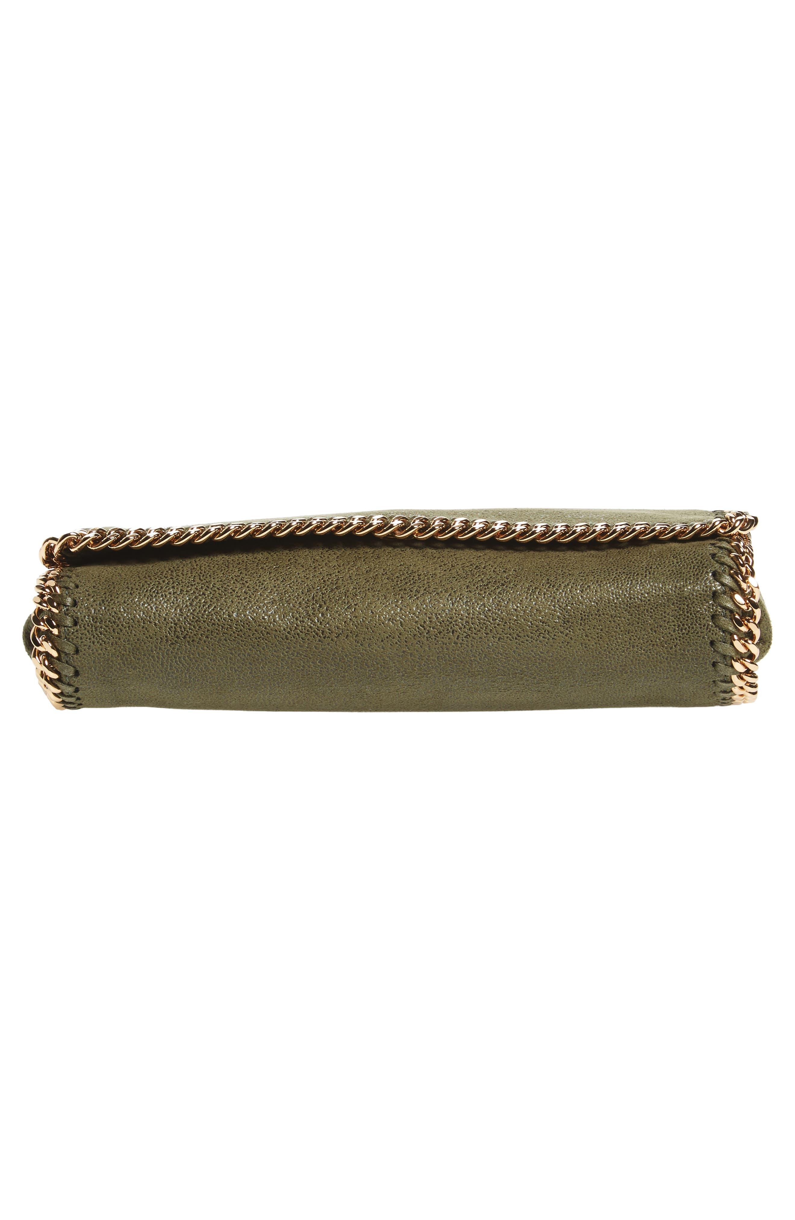 Alternate Image 5  - Stella McCartney 'Falabella - Shaggy Deer' Faux Leather Crossbody Bag