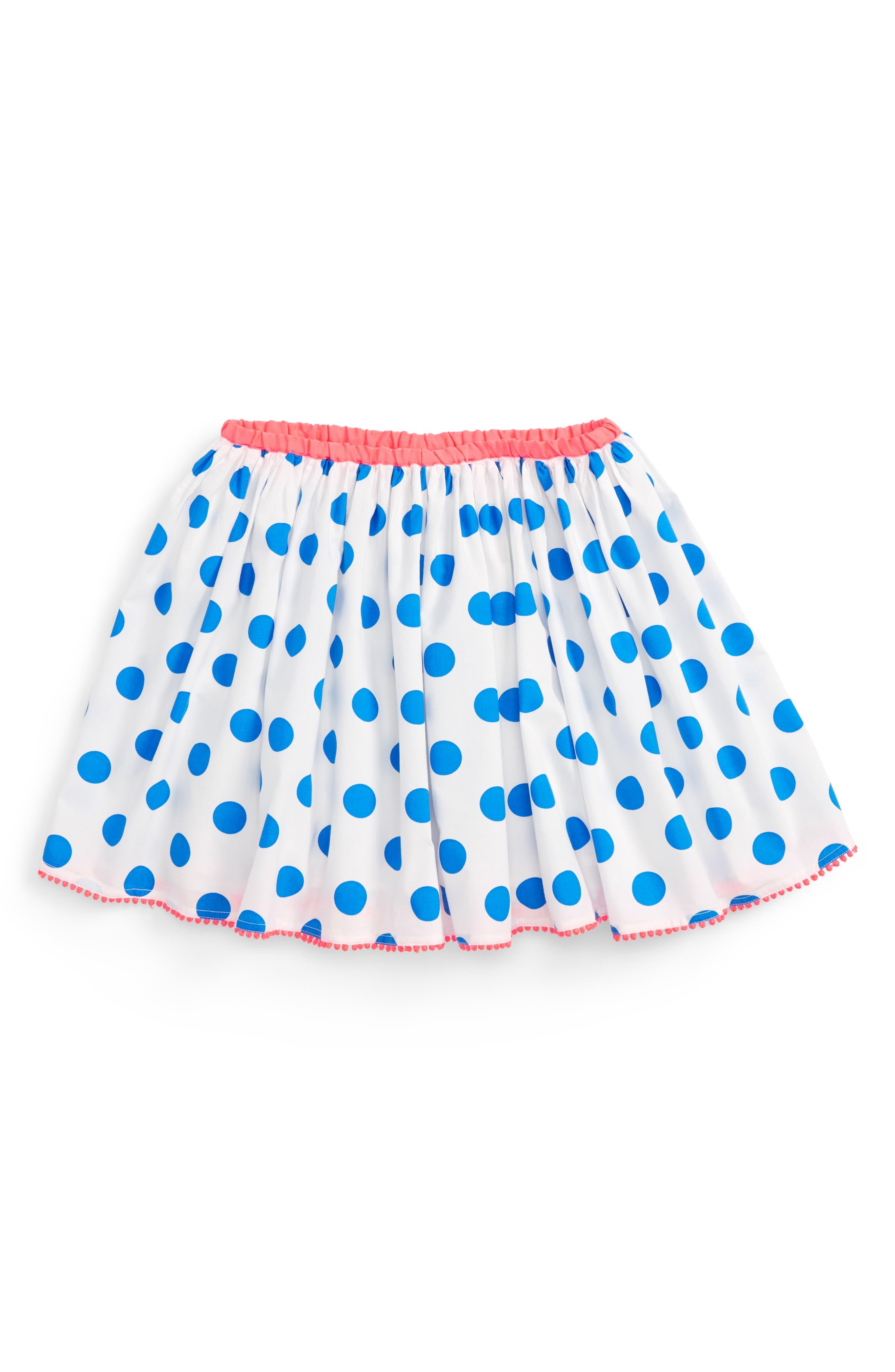 Mini Boden Pretty Twirly Skirt (Toddler Girls, Little Girls & Big Girls)