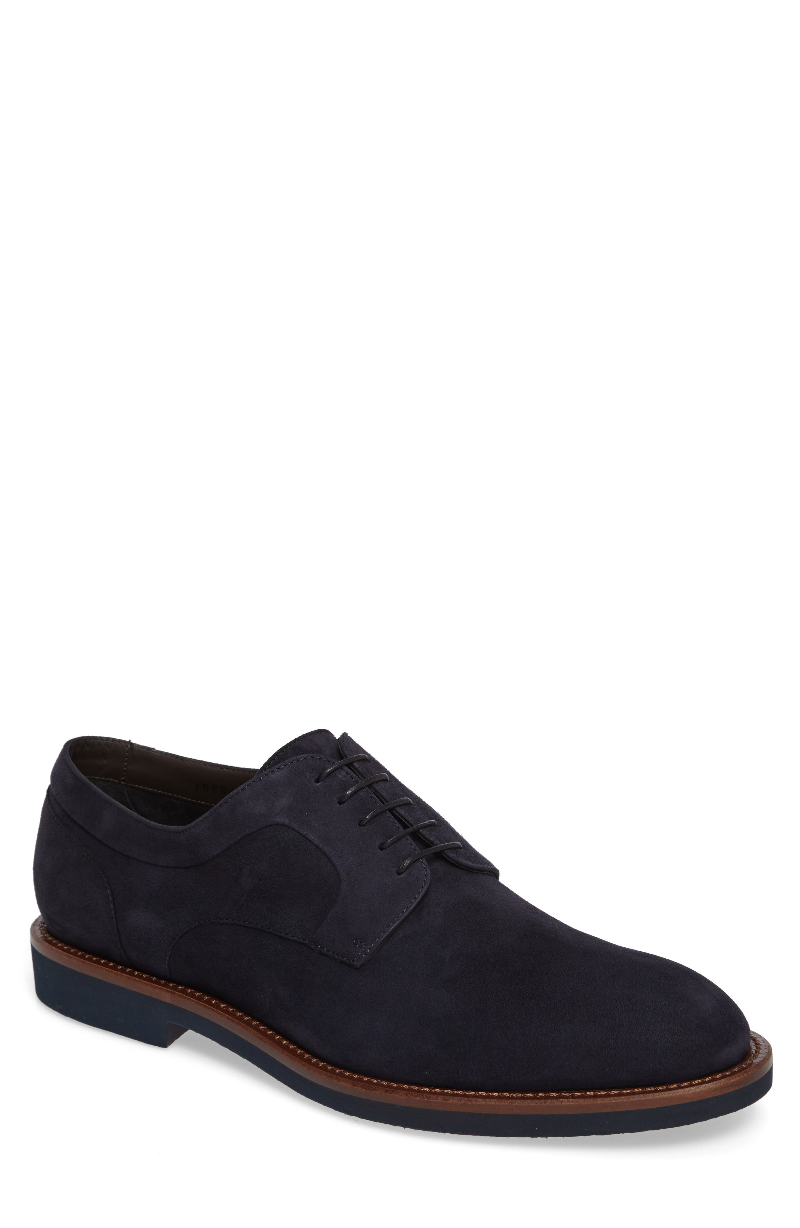 BOSS Eden Plain Toe Derby (Men)