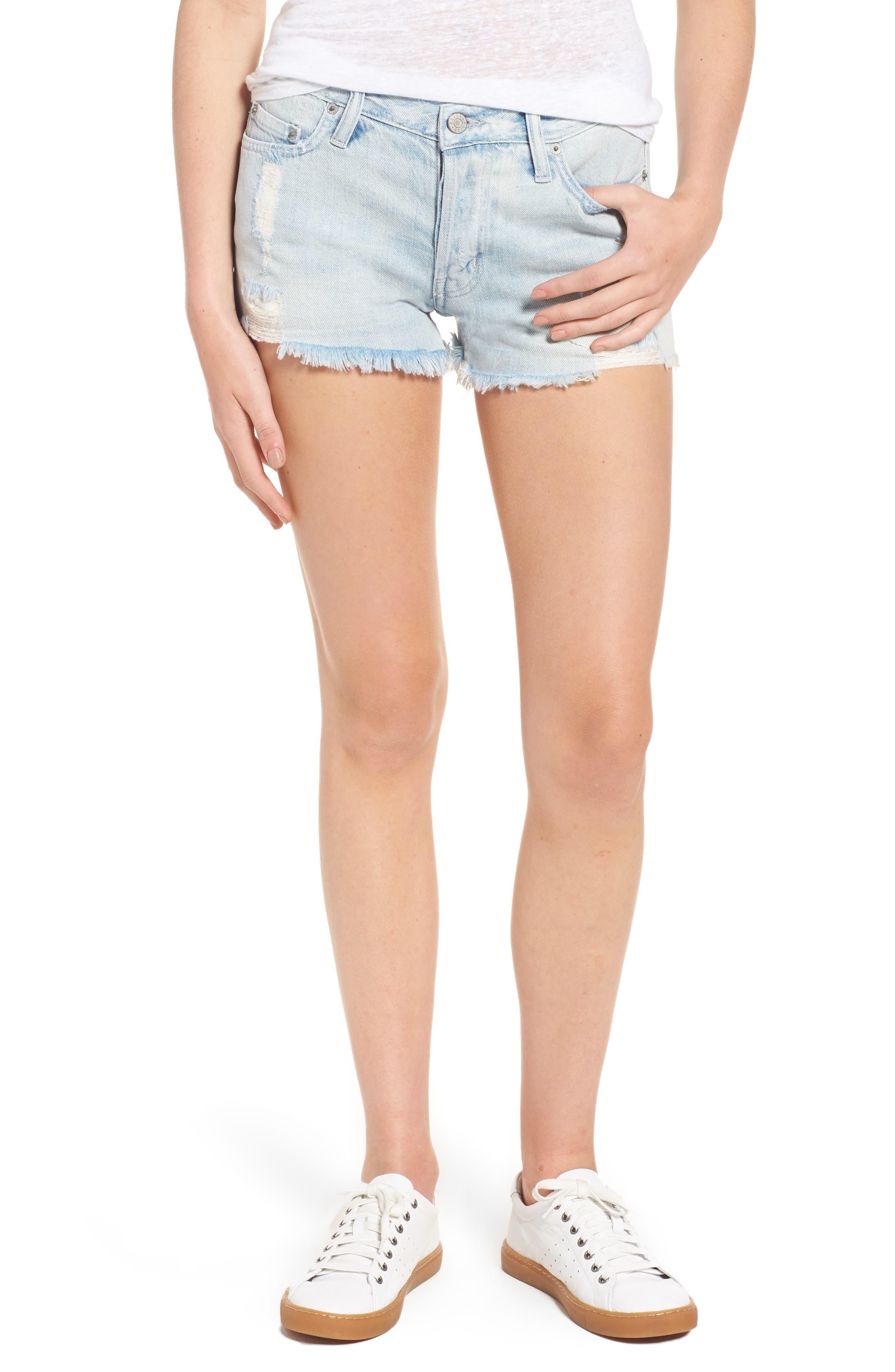 Rails Austin Cutoff Denim Shorts