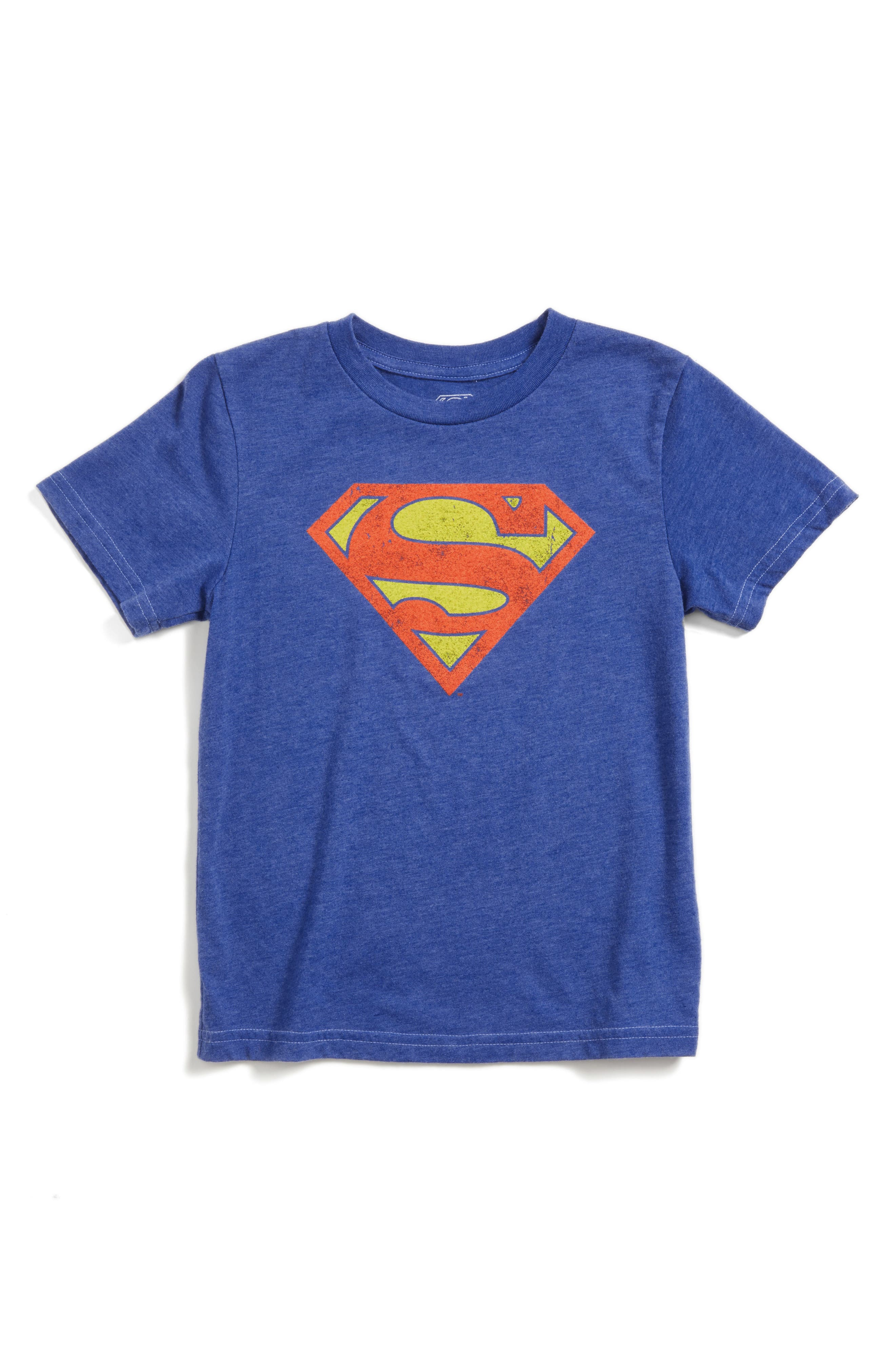 Jem Superman Graphic T-Shirt (Toddler Boys, Little Boys & Big Boys)