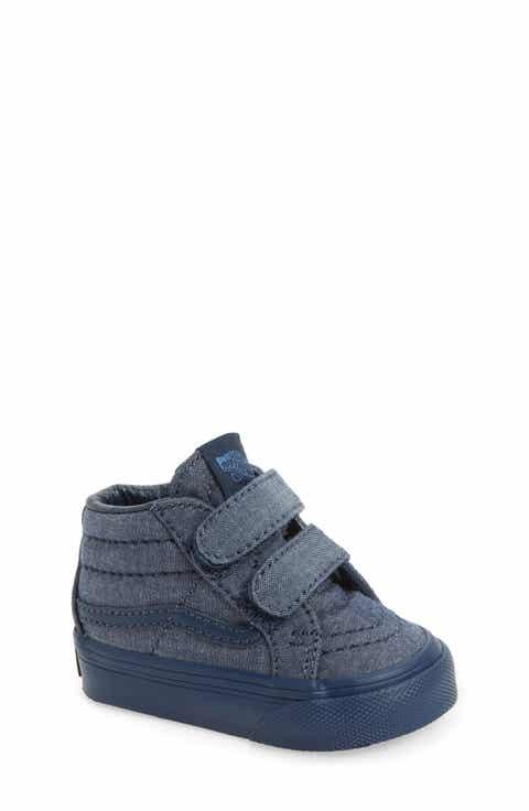 Vans SK8-Mid Reissue Sneaker (Baby, Walker   Toddler)