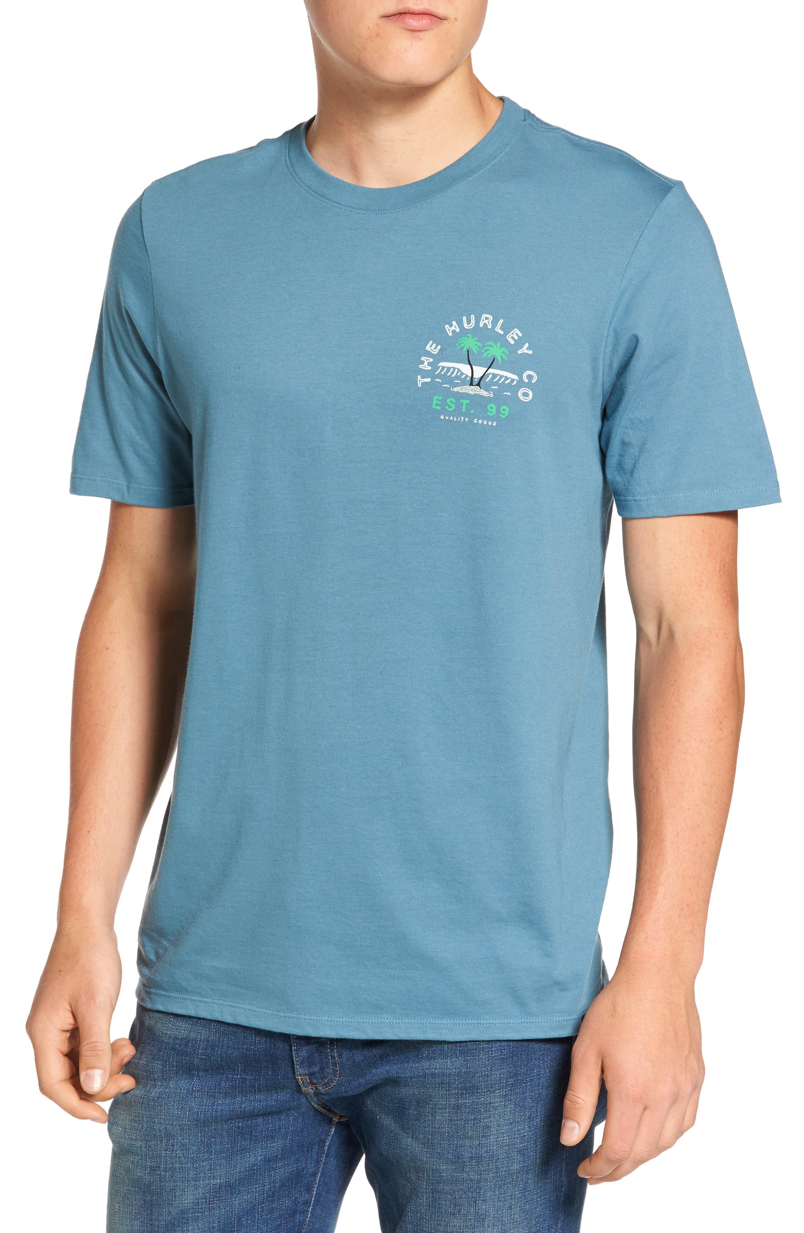 Hurley Island Palms T-Shirt