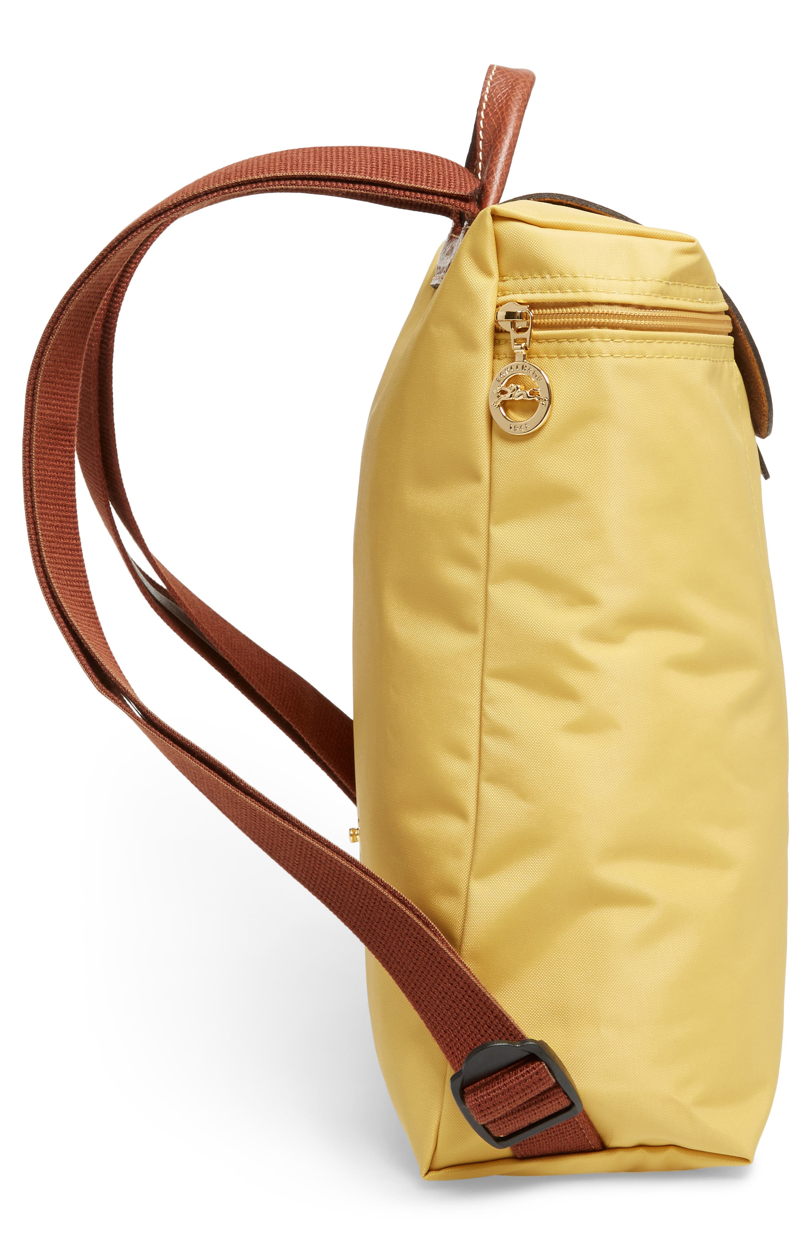 Alternate Image 4  - Longchamp 'Le Pliage' Backpack