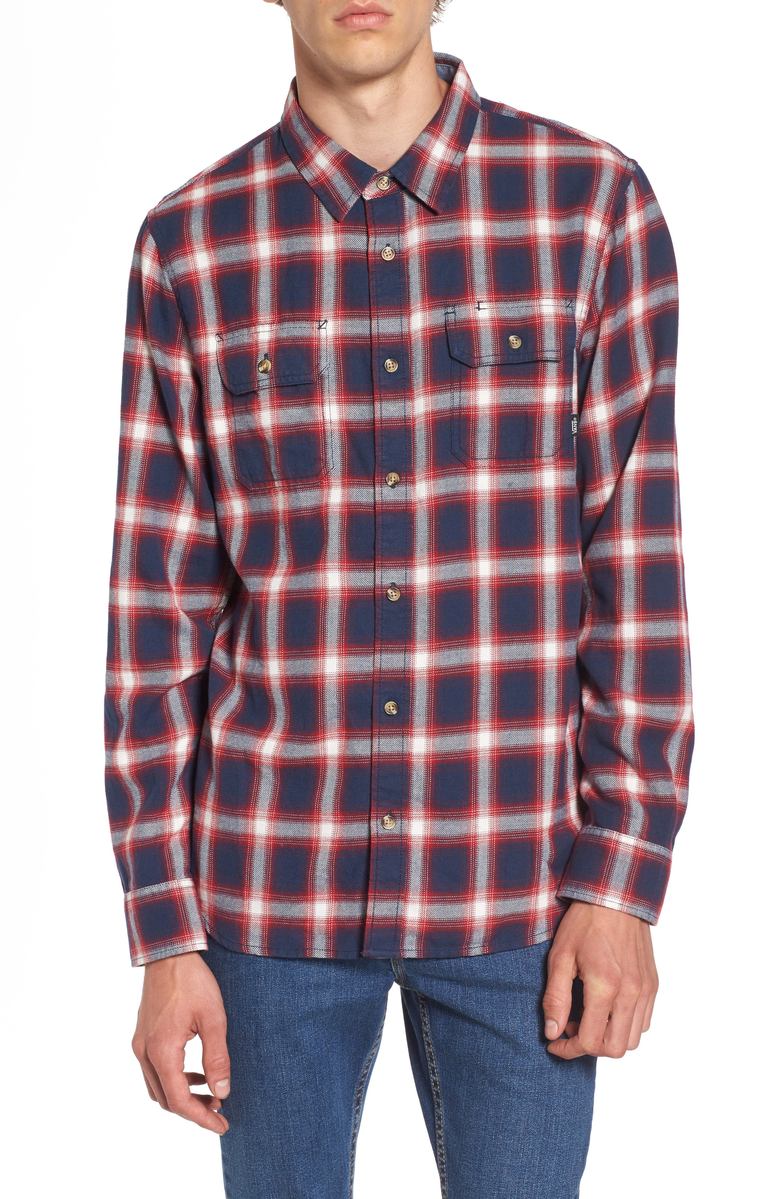Vans Beachwood Flannel Shirt